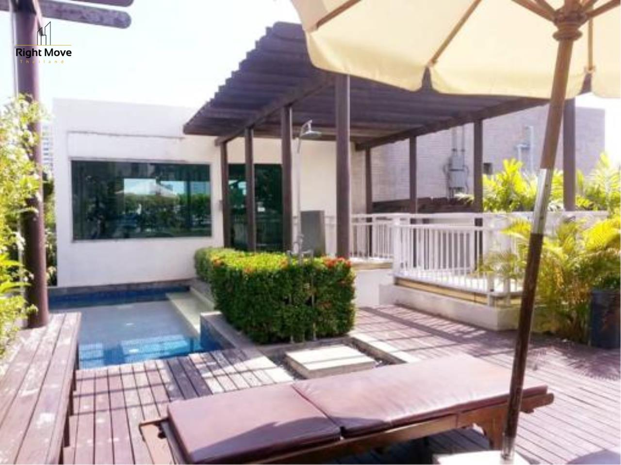 Right Move Thailand Agency's CA3162 49 Plus I For Rent 45,000 THB 3 Bedrooms 104 Sqm  13