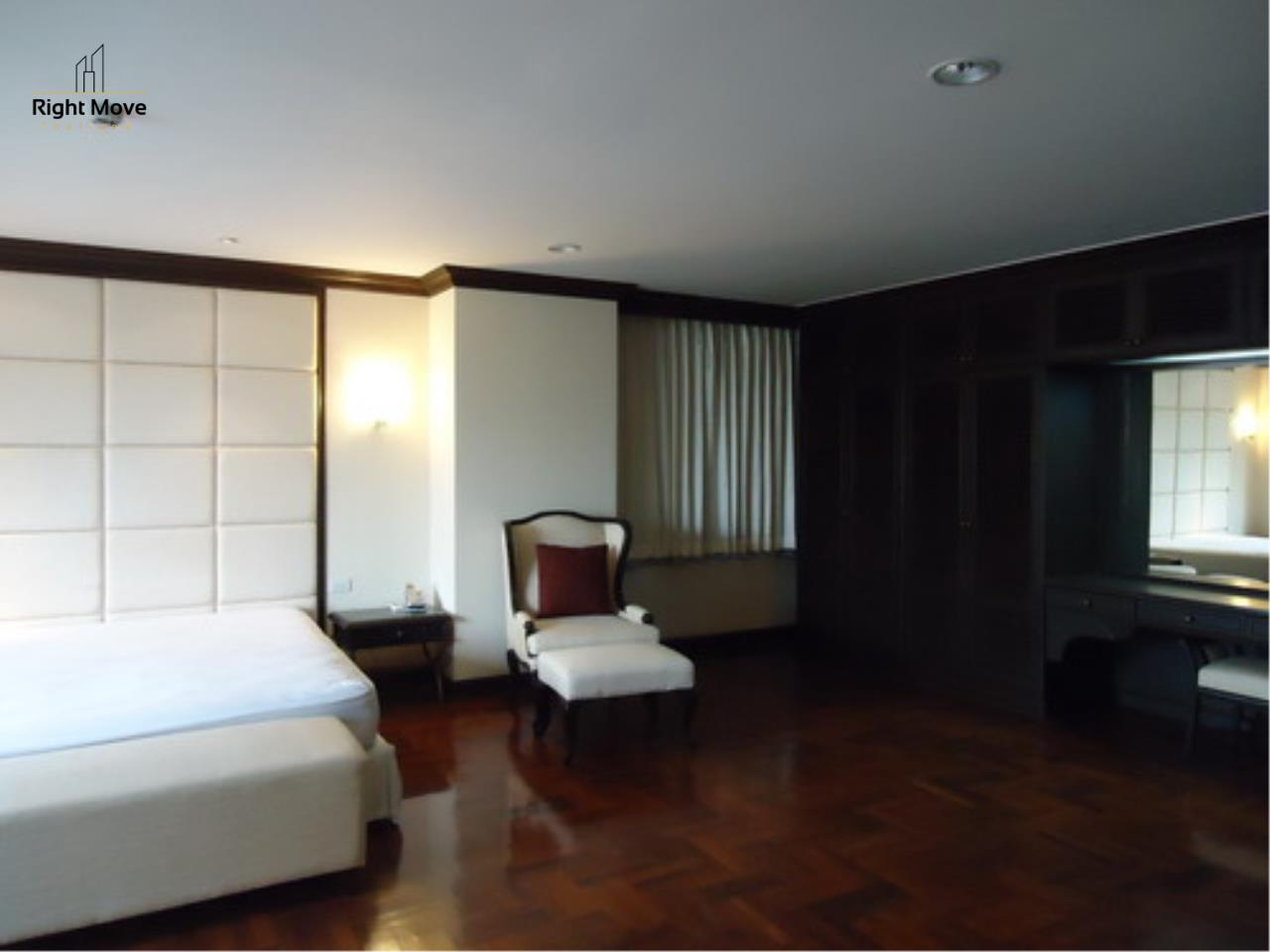 Right Move Thailand Agency's CA3559 Penthouse Duplex For Rent 150,000 THB 4+1 Bedrooms 600 Sqm 6