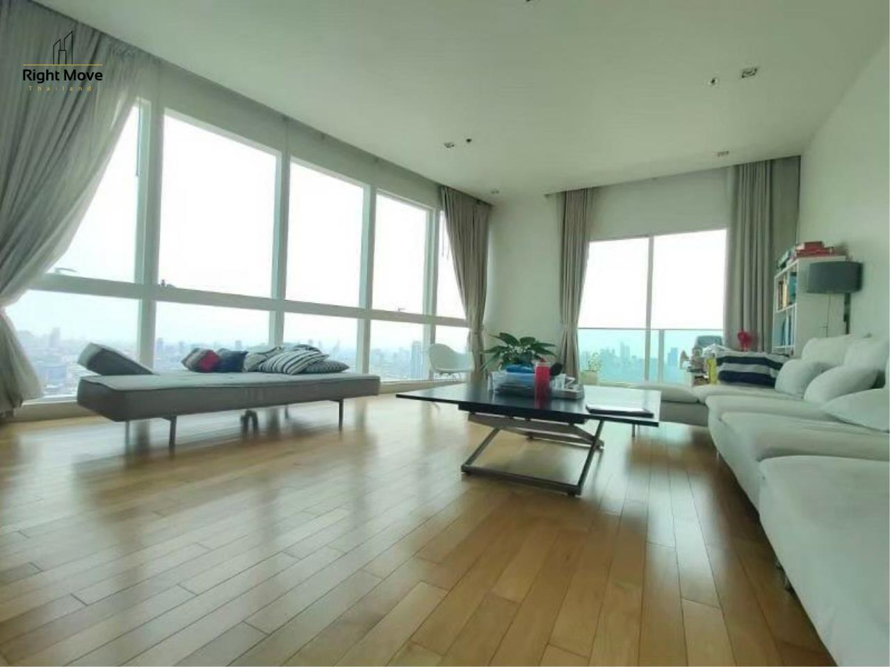 Right Move Thailand Agency's CA4023 Millennium Residence For Rent 120,000 THB -  3 Bedrooms - 193.5 Sqm 1