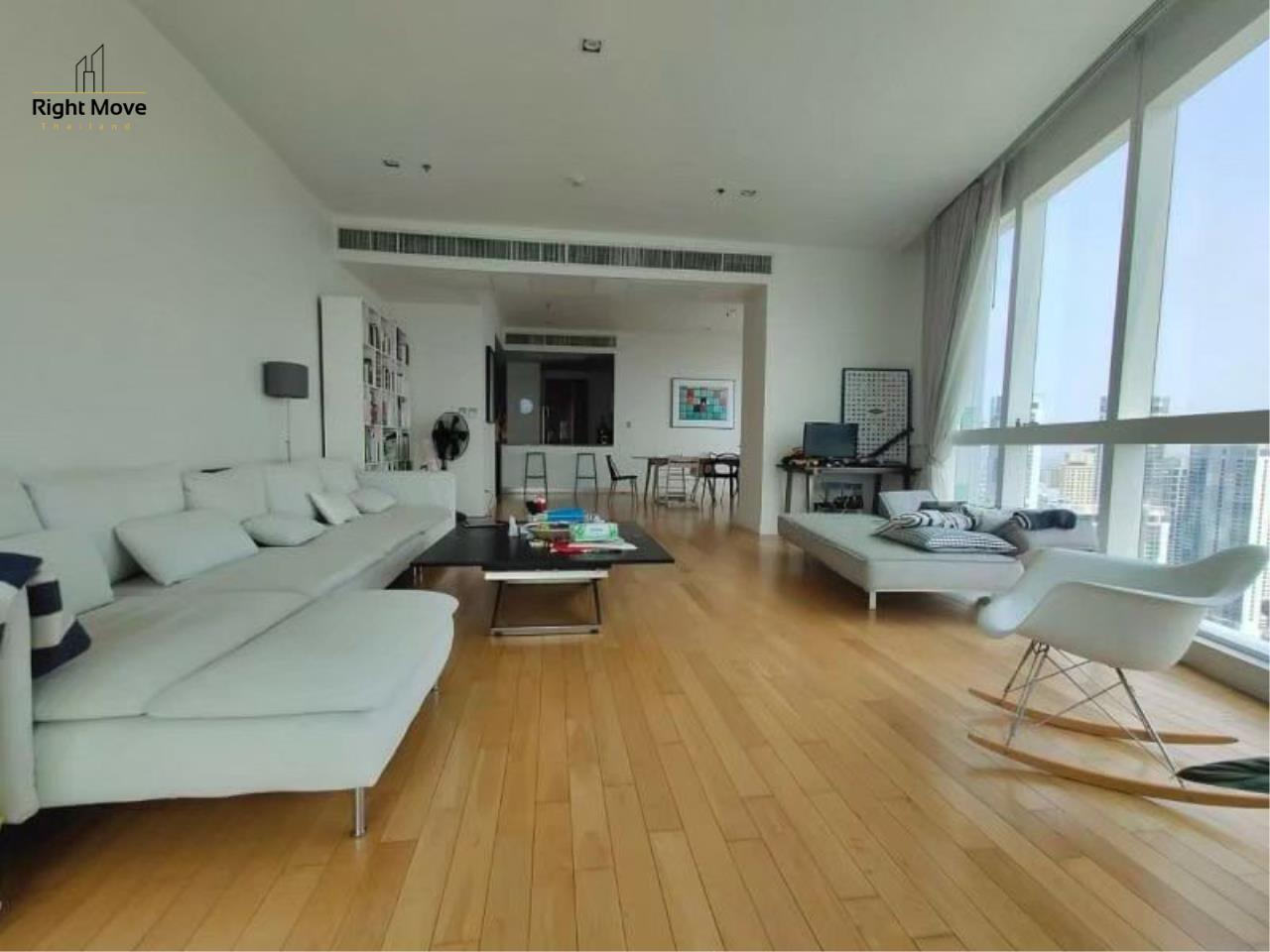 Right Move Thailand Agency's CA4023 Millennium Residence For Rent 120,000 THB -  3 Bedrooms - 193.5 Sqm 2