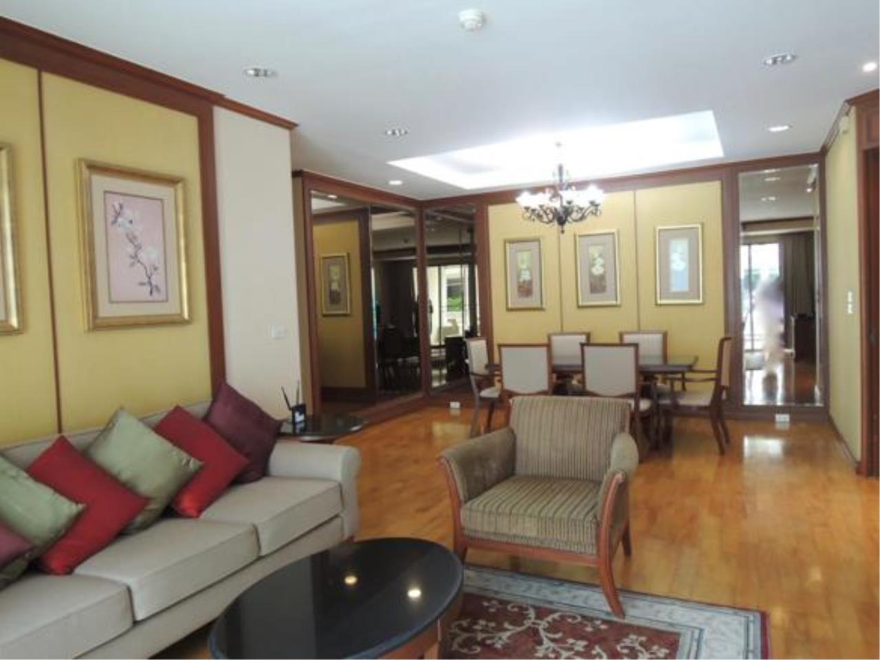 Right Move Thailand Agency's CA4064 The Bangkok Sukhumvit 43 for rent 65,000 THB - 2 Bedroom - 115 sqm. 2