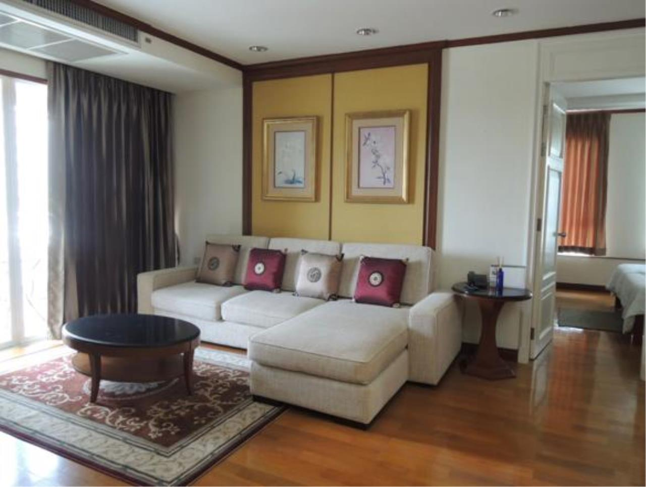 Right Move Thailand Agency's CA4116  For Rent The Bangkok Sukhumvit - 70,000 THB 2 Bedrooms 114 Sqm 1