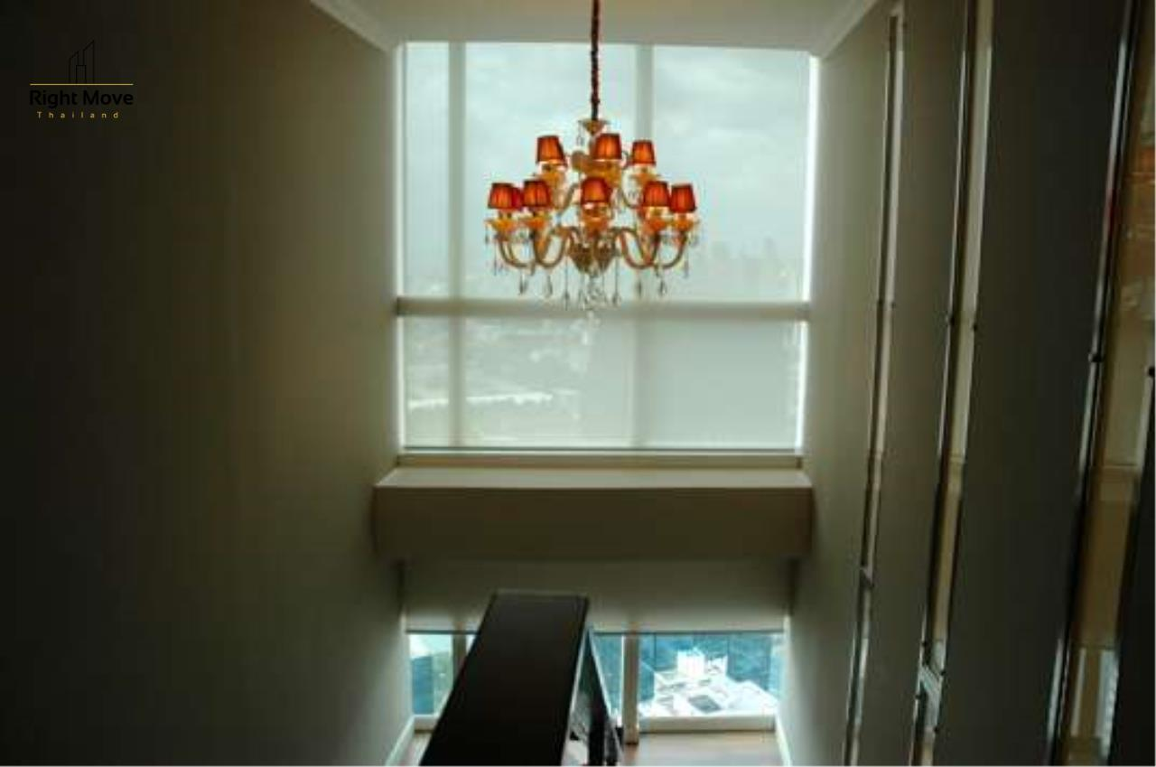 Right Move Thailand Agency's CA4297 Penthouse Duplex Millennium Residence For Rent - 250,000 THB - 316.85 Sqm 23