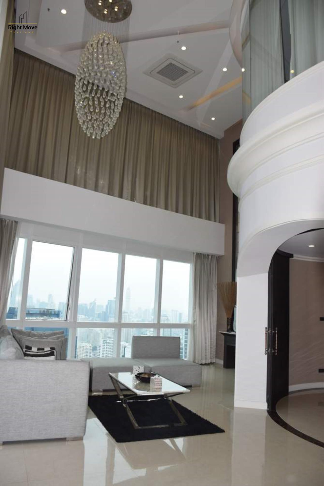 Right Move Thailand Agency's CA4297 Penthouse Duplex Millennium Residence For Rent - 250,000 THB - 316.85 Sqm 3