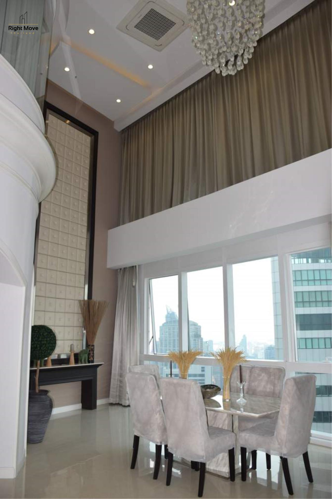Right Move Thailand Agency's CA4297 Penthouse Duplex Millennium Residence For Rent - 250,000 THB - 316.85 Sqm 13