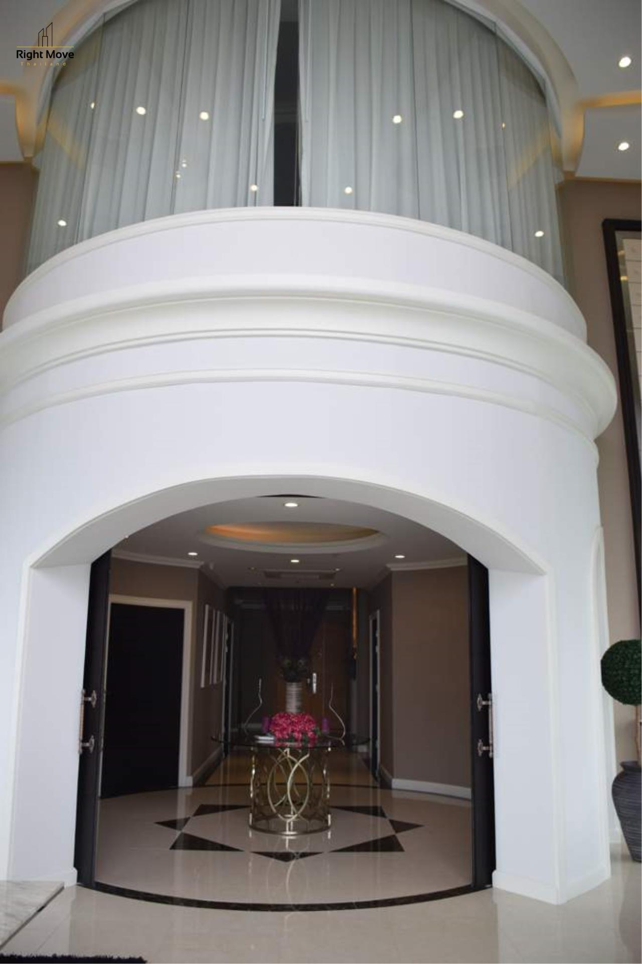 Right Move Thailand Agency's CA4297 Penthouse Duplex Millennium Residence For Rent - 250,000 THB - 316.85 Sqm 14