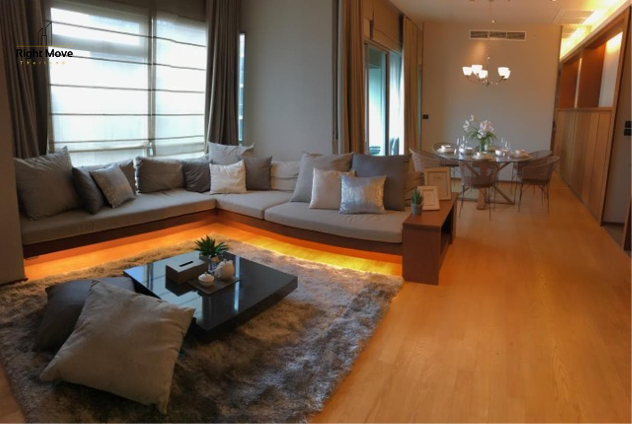Right Move Thailand Agency's CA4466 The Madison for rent 120,000THB - 2+1 Bedrooms - 162 sqm. 1