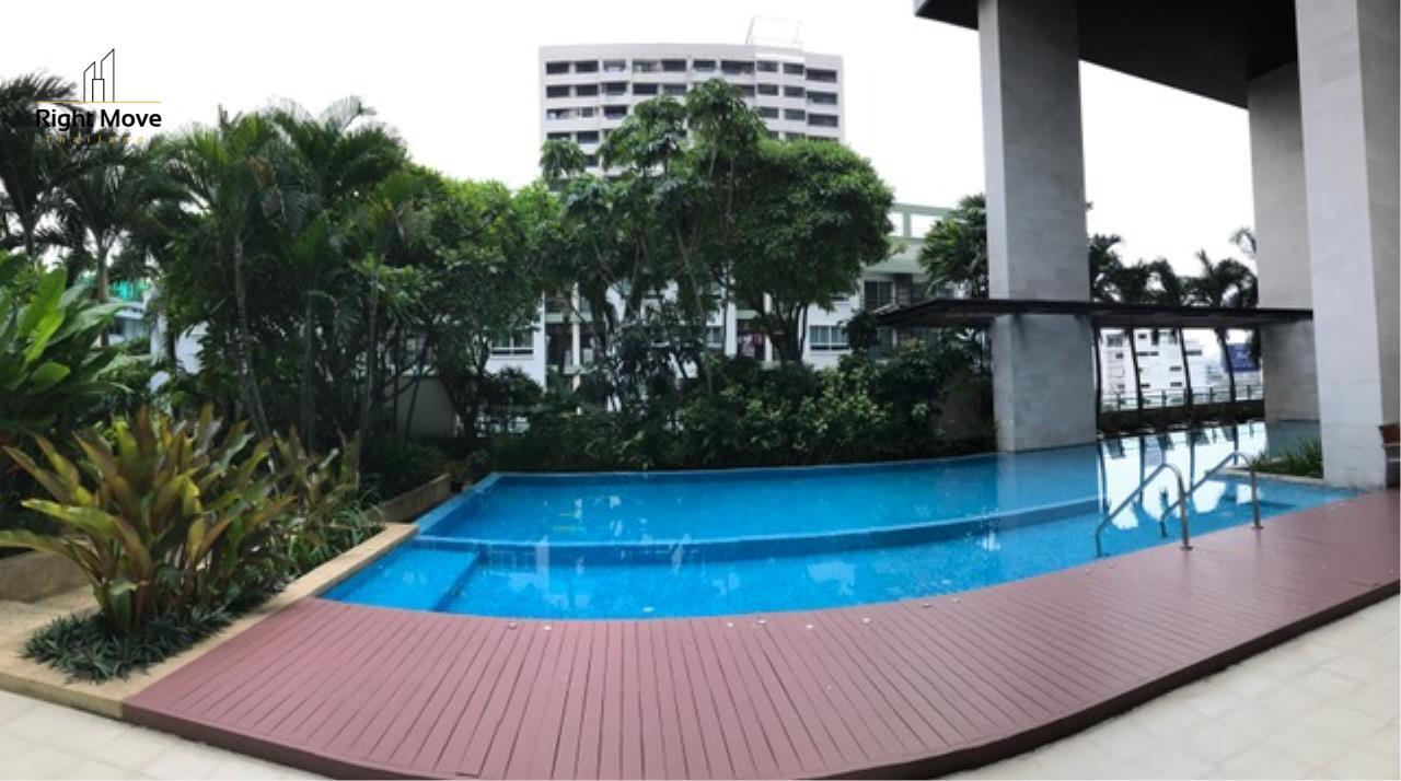 Right Move Thailand Agency's CA4466 The Madison for rent 120,000THB - 2+1 Bedrooms - 162 sqm. 16