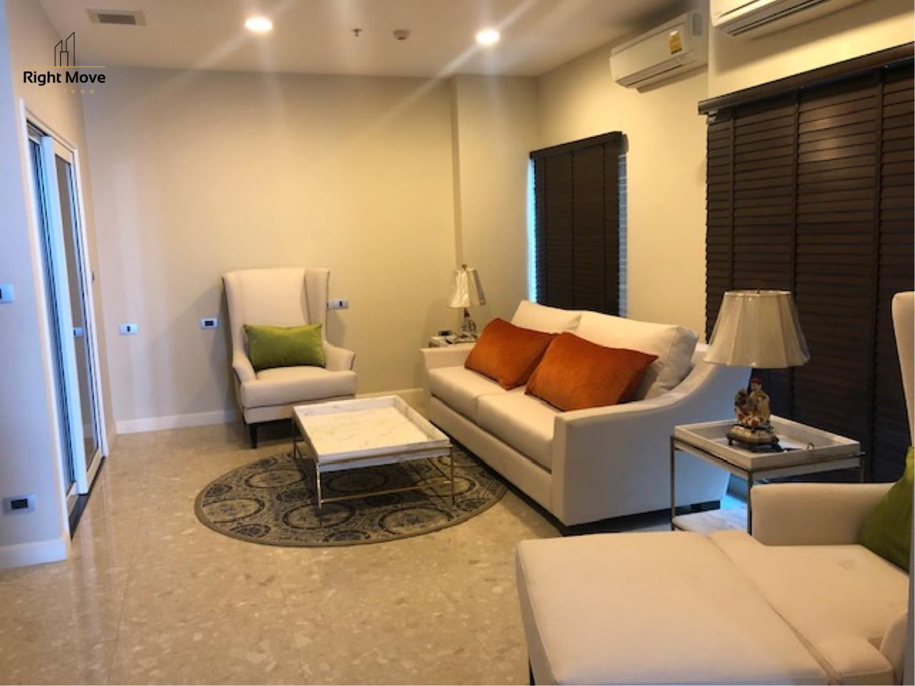 Right Move Thailand Agency's CA4748 Duplex The Crest 34 For Rent 2 Bedrooms 2 Bedrooms 164 Sqm 1