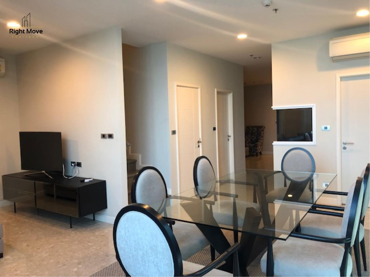 Right Move Thailand Agency's CA4748 Duplex The Crest 34 For Rent 2 Bedrooms 2 Bedrooms 164 Sqm 3