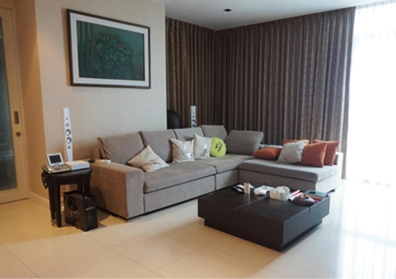 Right Move Thailand Agency's CA4827 For Rent Athenee Residence 3+1 Bedrooms For Rent 180,000 THB 220 Sqm 2