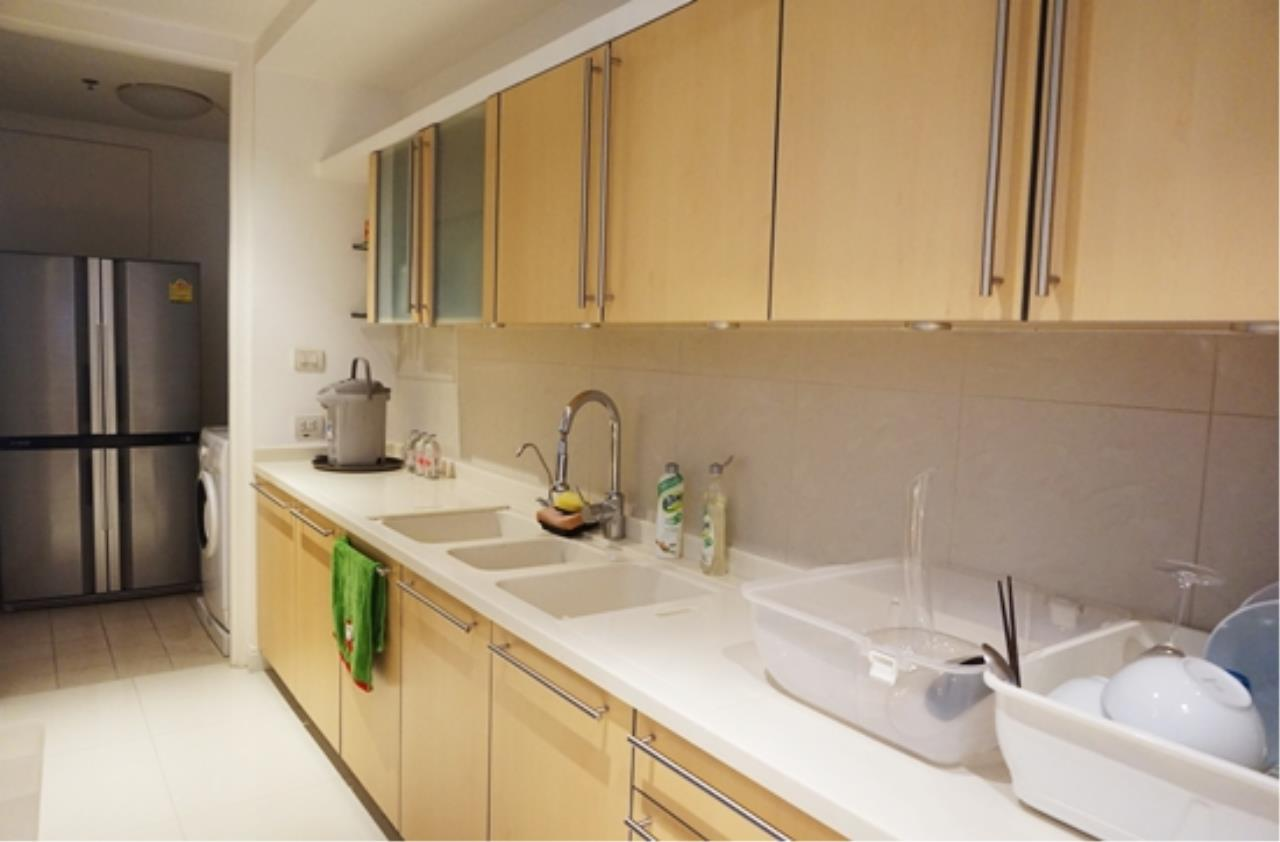 Right Move Thailand Agency's CA4827 For Rent Athenee Residence 3+1 Bedrooms For Rent 180,000 THB 220 Sqm 4