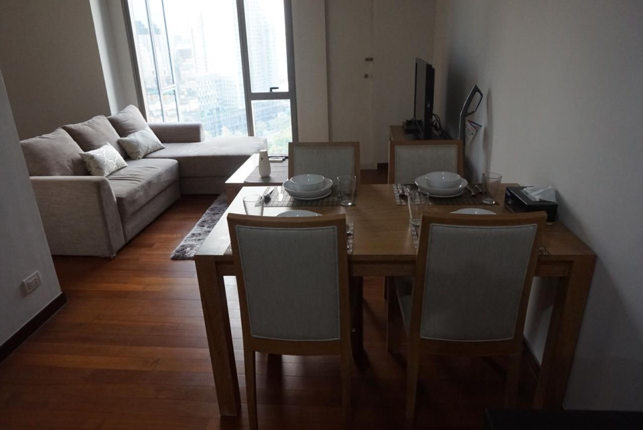 Right Move Thailand Agency's Beautiful Unit at Ashton Morph 38 For Rent 55,000 THB 2