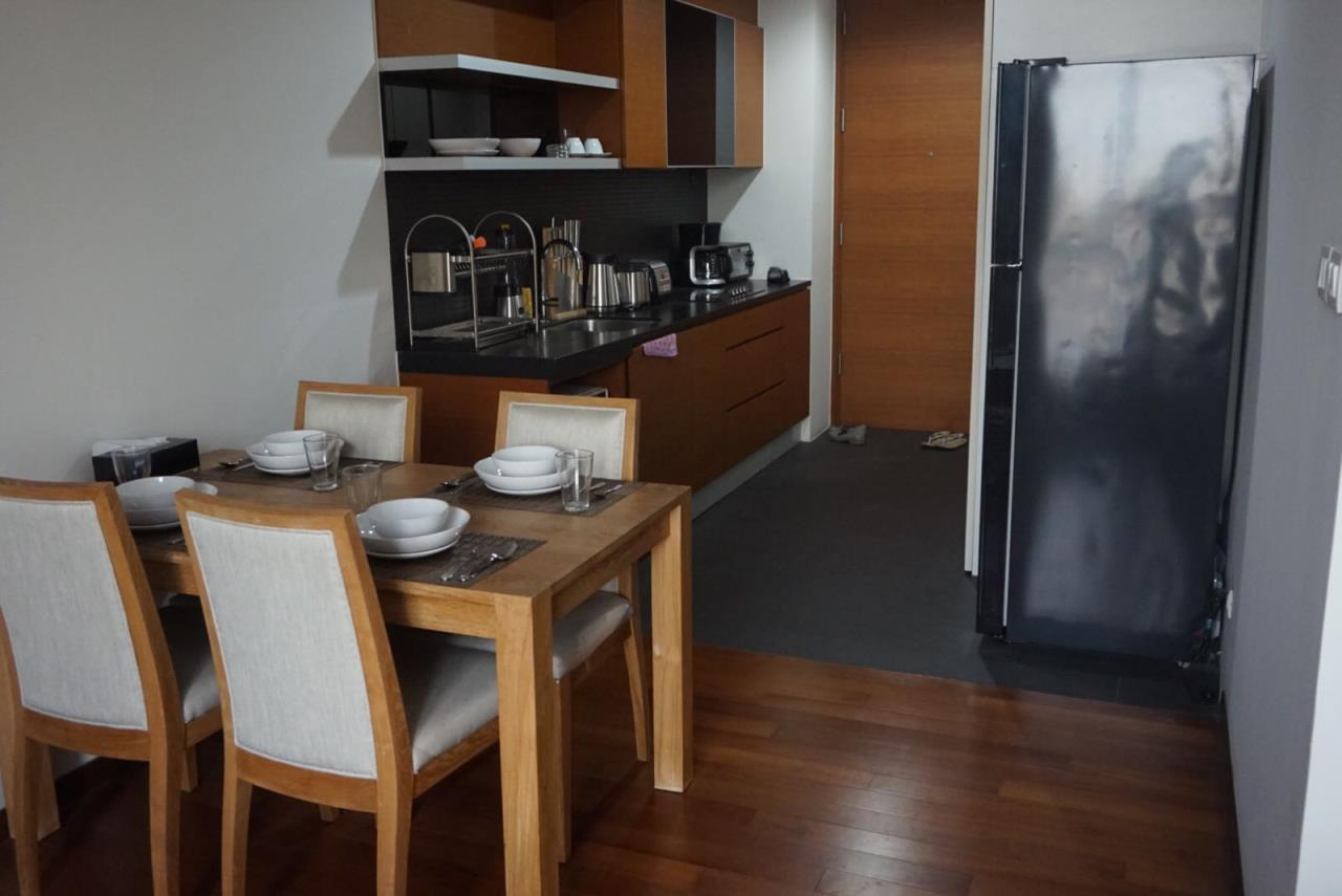 Right Move Thailand Agency's Beautiful Unit at Ashton Morph 38 For Rent 55,000 THB 3