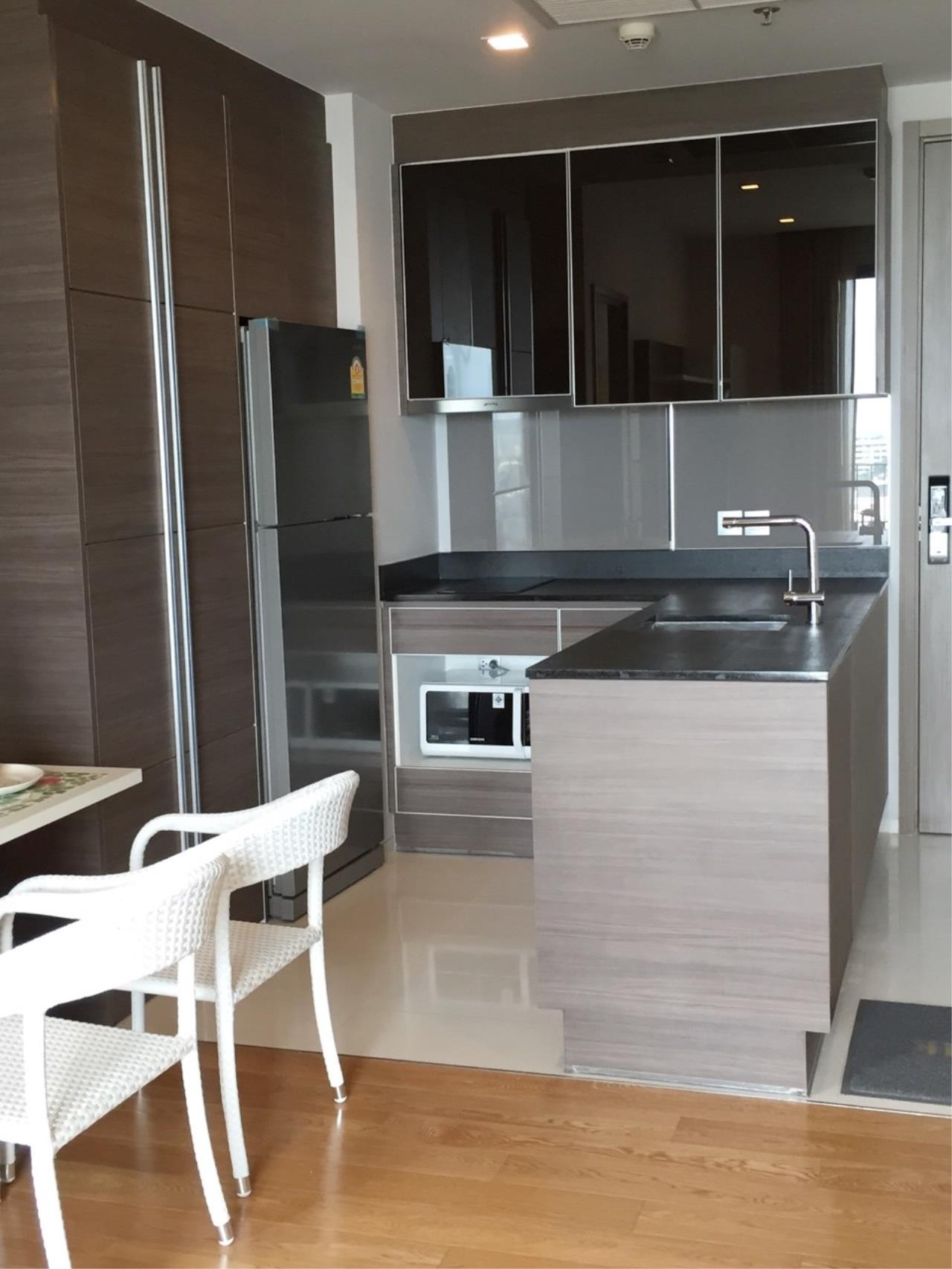 Right Move Thailand Agency's Beautiful 1 Bedrooms For Rent at Keyne by Sansiri  5