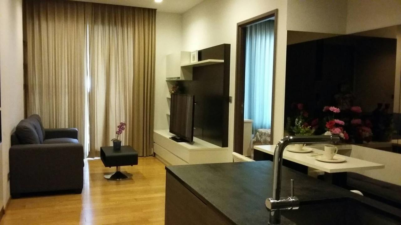 Right Move Thailand Agency's Beautiful 1 Bedrooms For Rent at Keyne by Sansiri  9