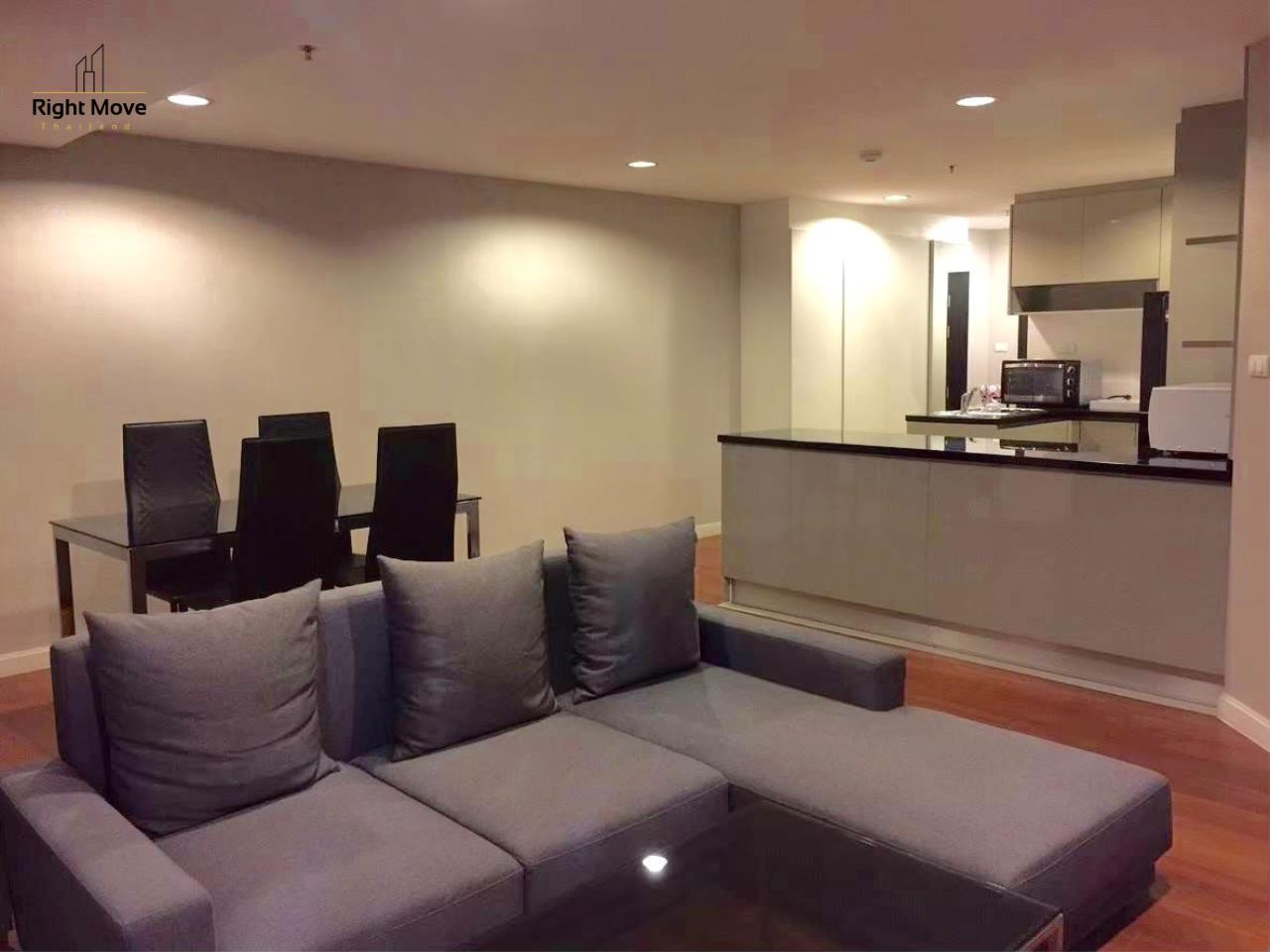 Right Move Thailand Agency's Belle Grand Rama 9 For Rent 2 Bedrooms 96 Sqm 1
