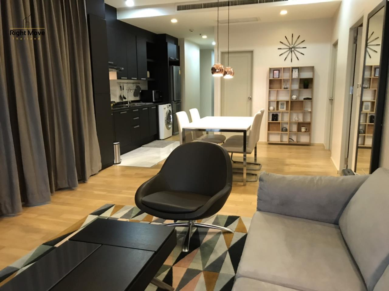 Right Move Thailand Agency's CA5131 Noble Reveal For Rent - 68,000THB - 2 Bedrooms - 87 Sqm 5
