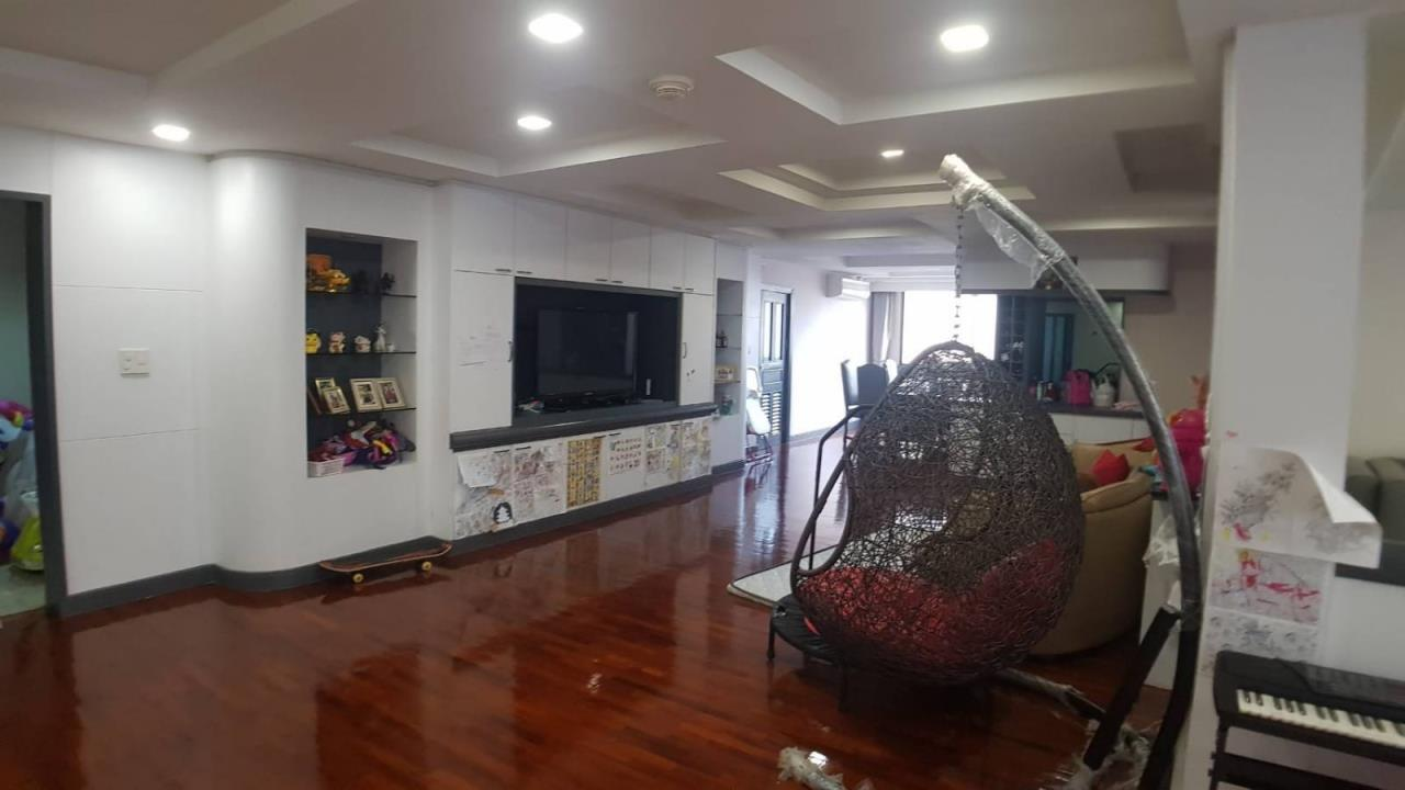 Right Move Thailand Agency's CA5325 President Park For Sale  Rent 55,000 THB - 16,000,000 THB 3 Bedrooms 220 Sqm 1