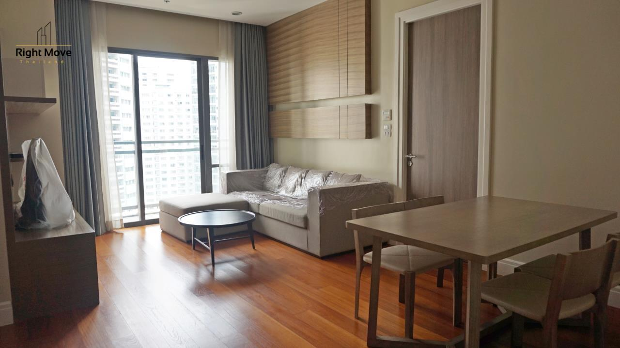 Right Move Thailand Agency's CA5404 Bright Sukhumvit 24 for rent - 80,000THB - 2 Bedrooms - 88 sqm. 1