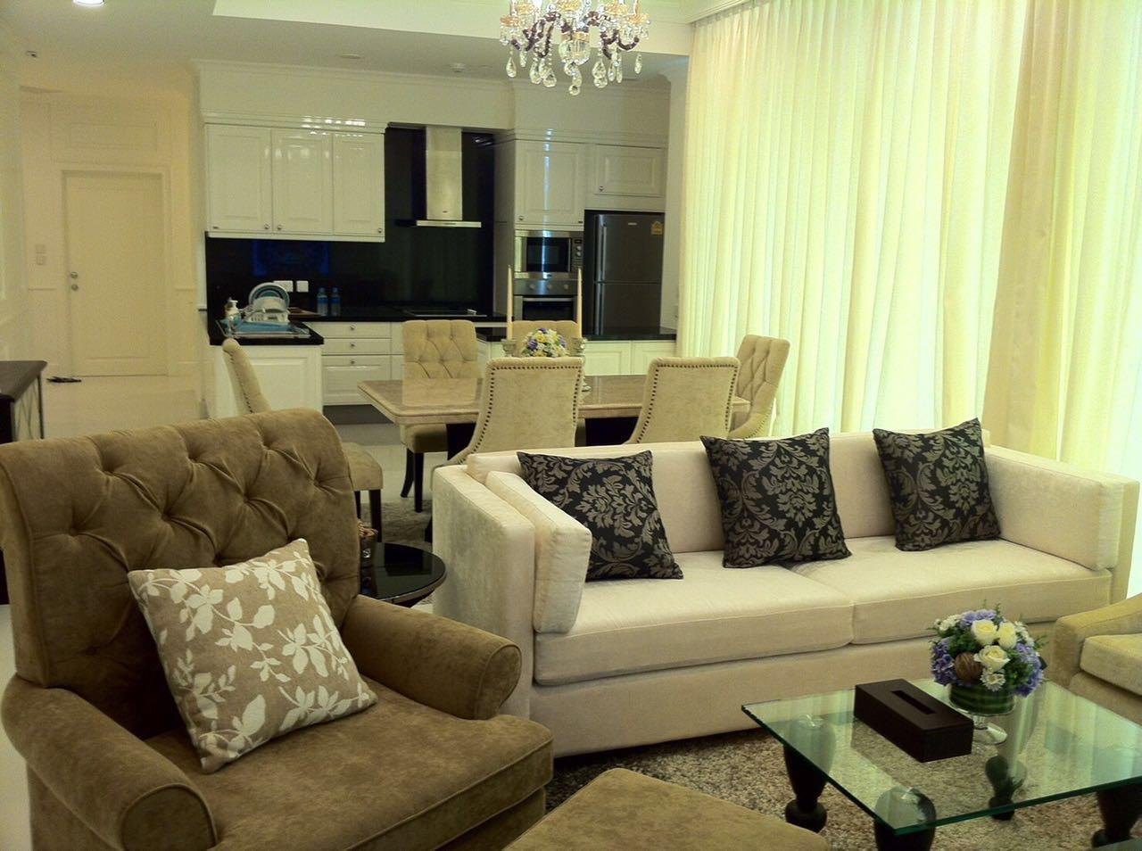 Right Move Thailand Agency's CA5479 Royce Private Residence For sale - 23,900,000 THB - 2 Bedroom - 112 SQM 2