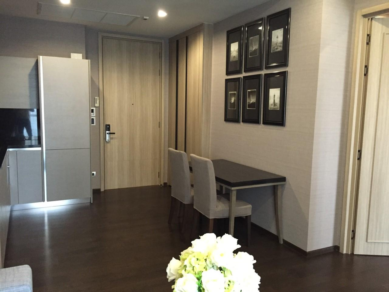Right Move Thailand Agency's CA5485 39 by Sansiri for rent - 55,000 THB - 1 Bedroom - 50.5 sqm 6