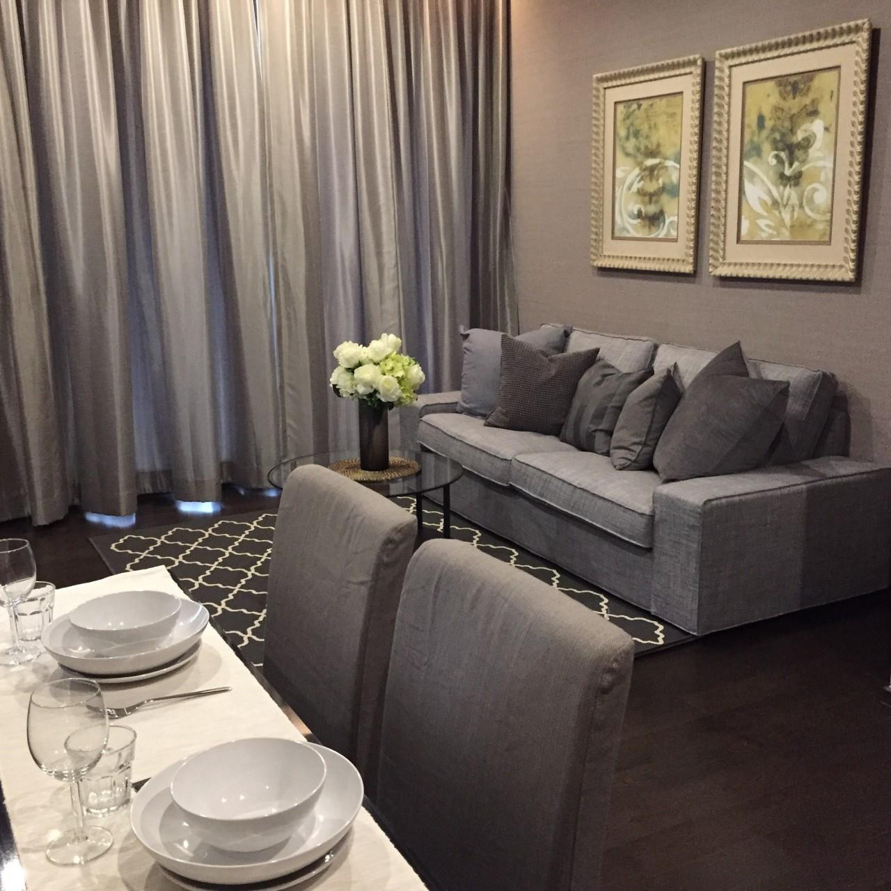 Right Move Thailand Agency's CA5485 39 by Sansiri for rent - 55,000 THB - 1 Bedroom - 50.5 sqm 7