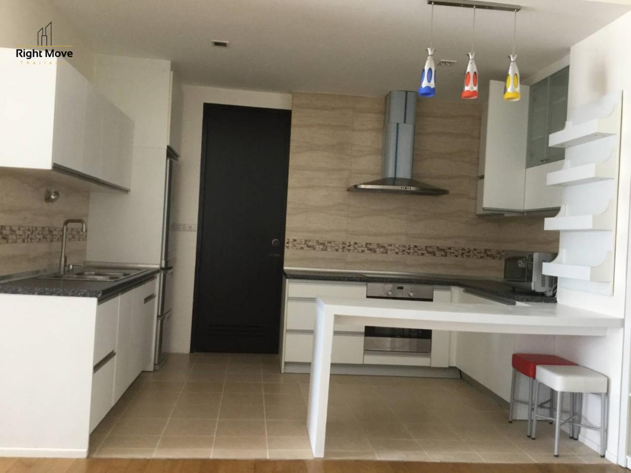 Right Move Thailand Agency's CA5486 Madison Condominium For Rent 90,000 THB - 3 Bedrooms - 160 sqm. 4