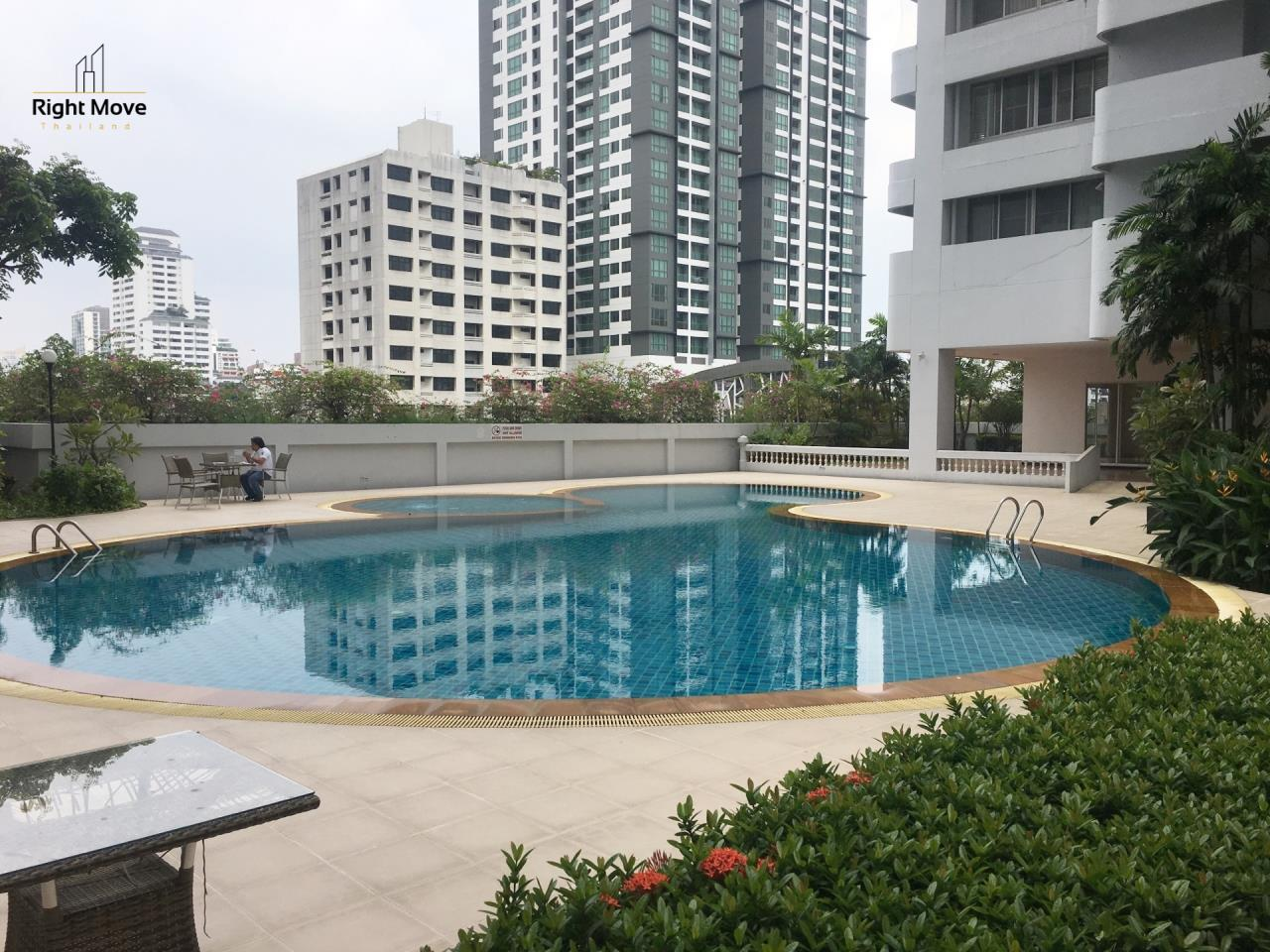 Right Move Thailand Agency's CA5888 D.S. Tower I for rent 100,000THB - 3 bedrooms - 202 sqm. 6