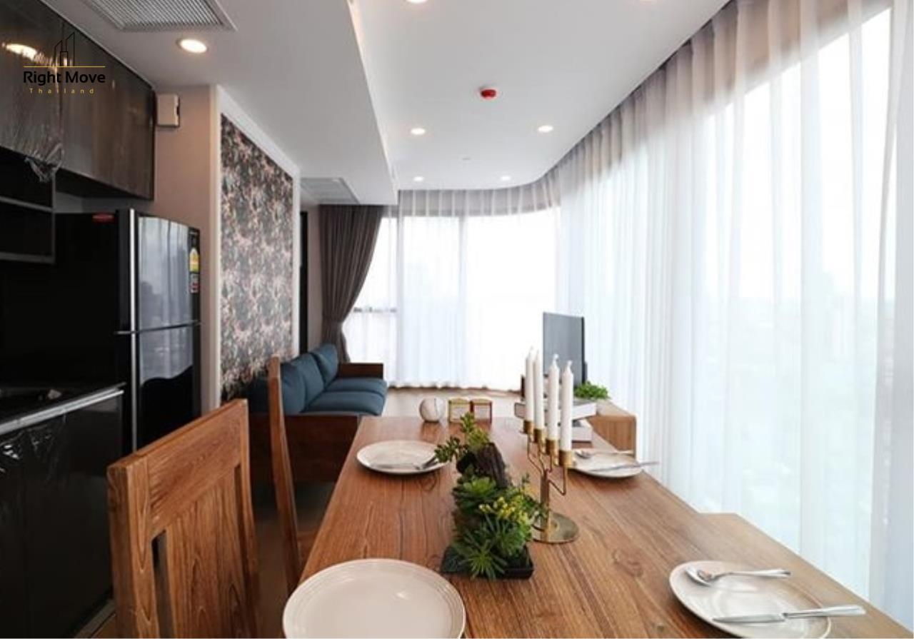 Right Move Thailand Agency's CA5959 Ashton Chula for rent - 65,000THB - 2 Bedrooms - 66 sqm. 2