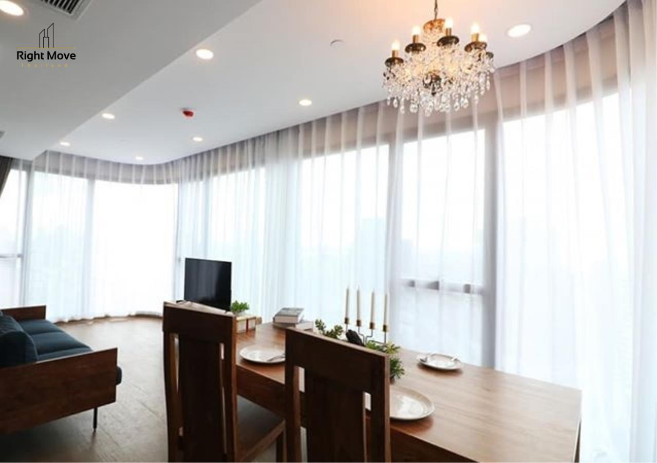 Right Move Thailand Agency's CA5959 Ashton Chula for rent - 65,000THB - 2 Bedrooms - 66 sqm. 3