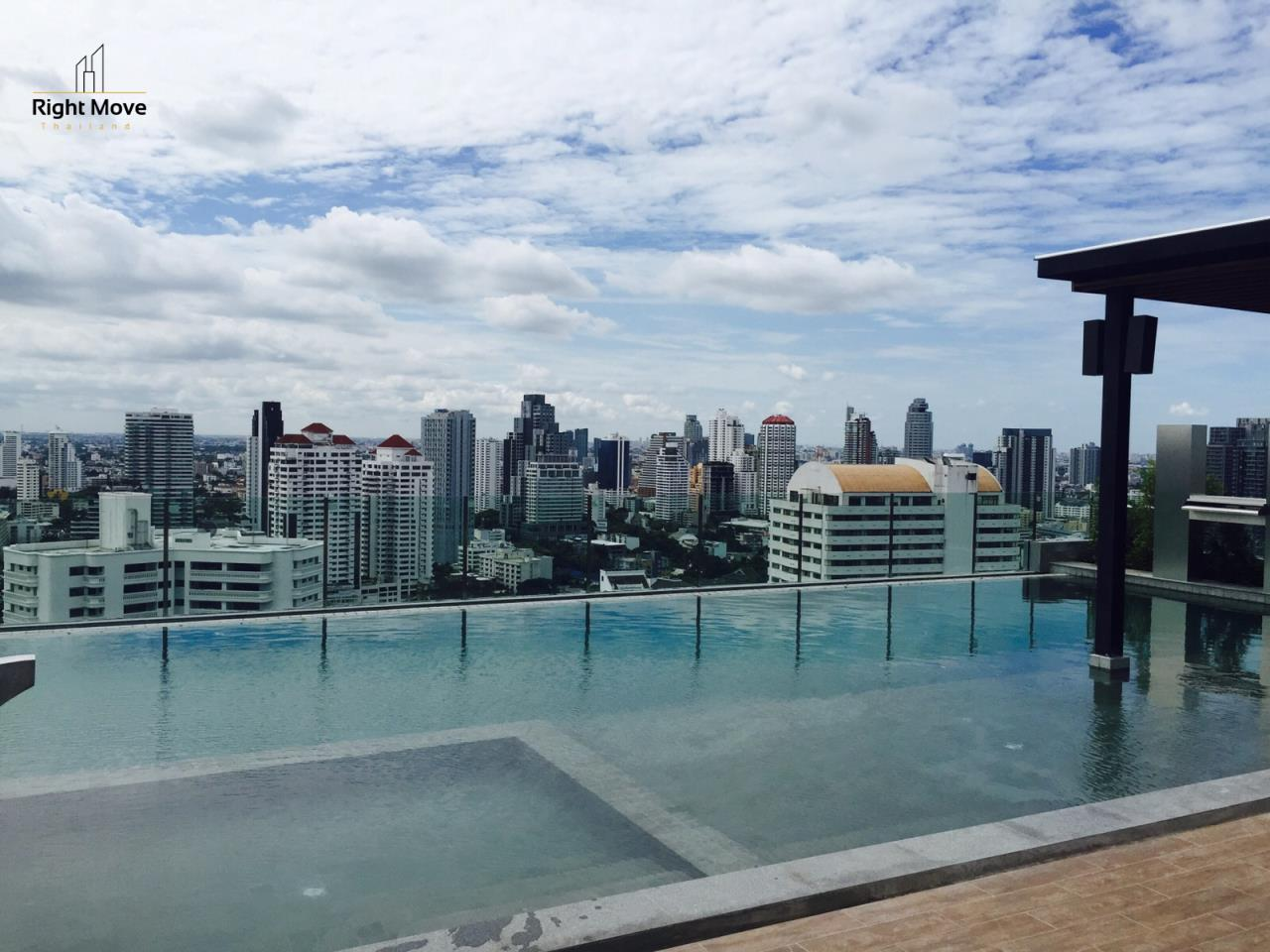 Right Move Thailand Agency's CA6084 H Condo Sukhumvit 43 For Sale 10,850,000 THB- 2 Bedrooms 62 Sqm  7