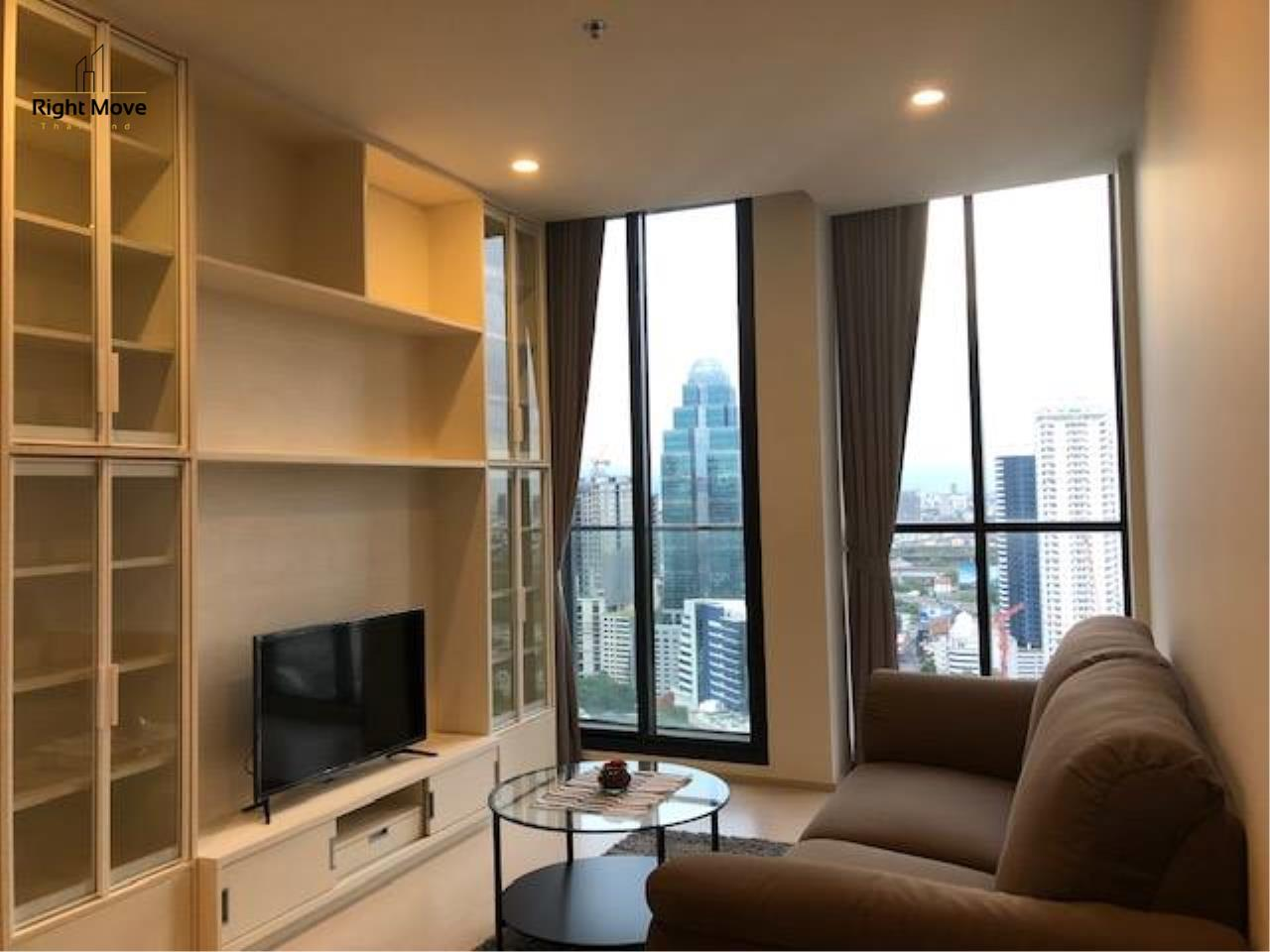 Right Move Thailand Agency's CA6095 Noble Ploenchit for rent - 75,000THB - 2 Bedrooms - 75 sqm. 2