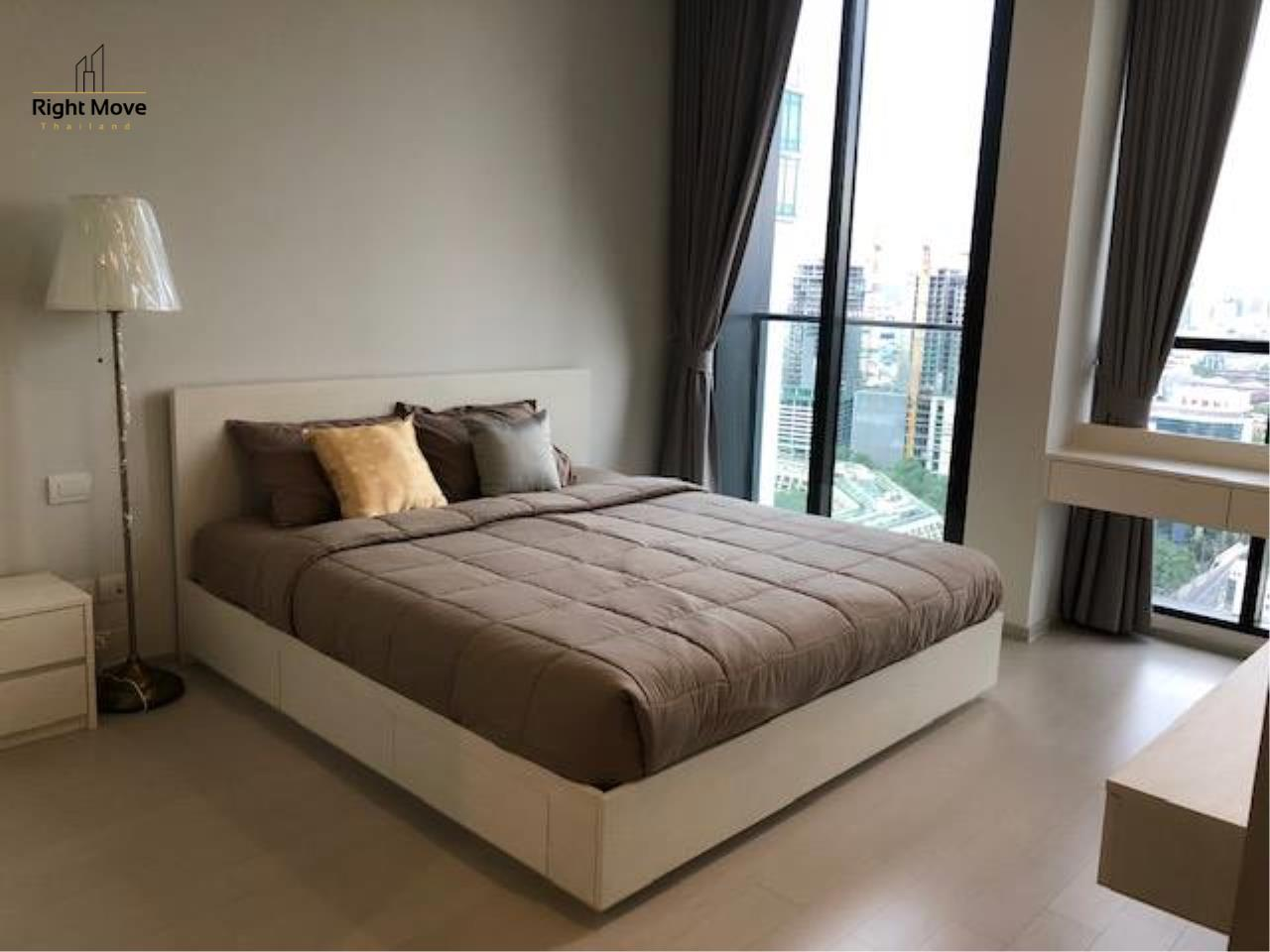Right Move Thailand Agency's CA6095 Noble Ploenchit for rent - 75,000THB - 2 Bedrooms - 75 sqm. 4