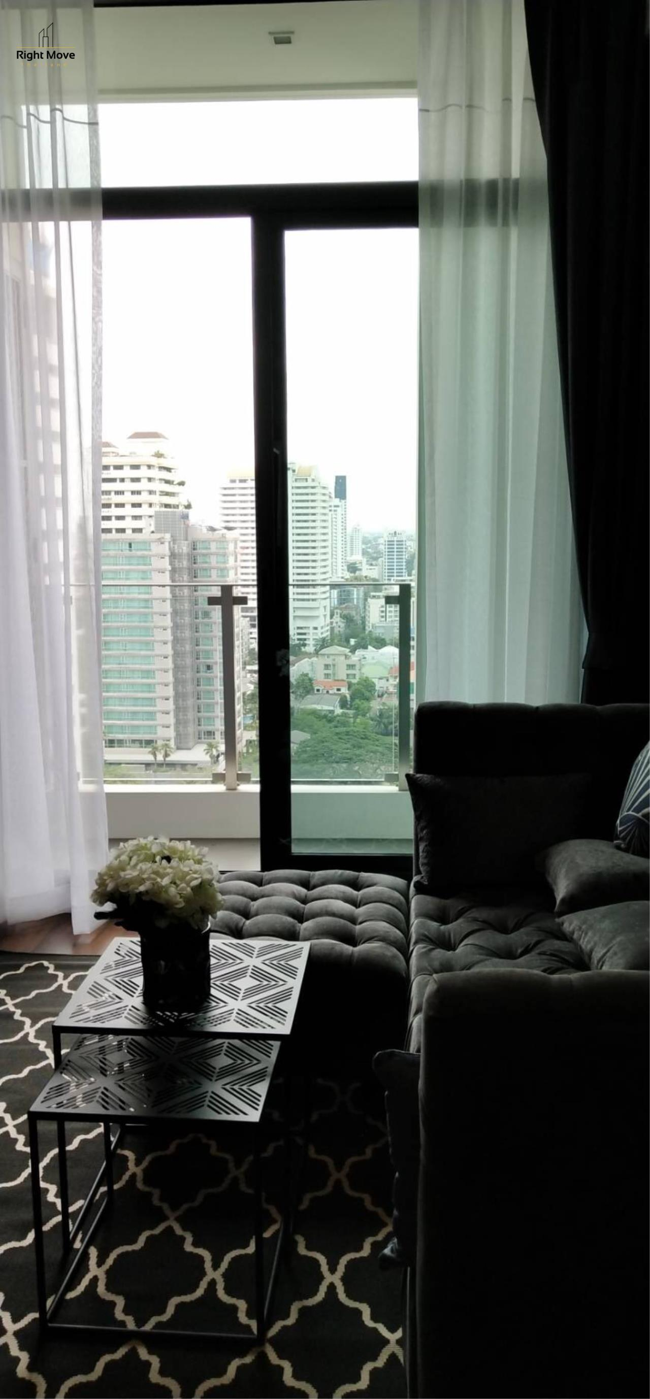 Right Move Thailand Agency's CA6122 The Diplomat Sukhumvit 39 for rent - 80,000THB - 2 Bedrooms - 76 sqm. 4