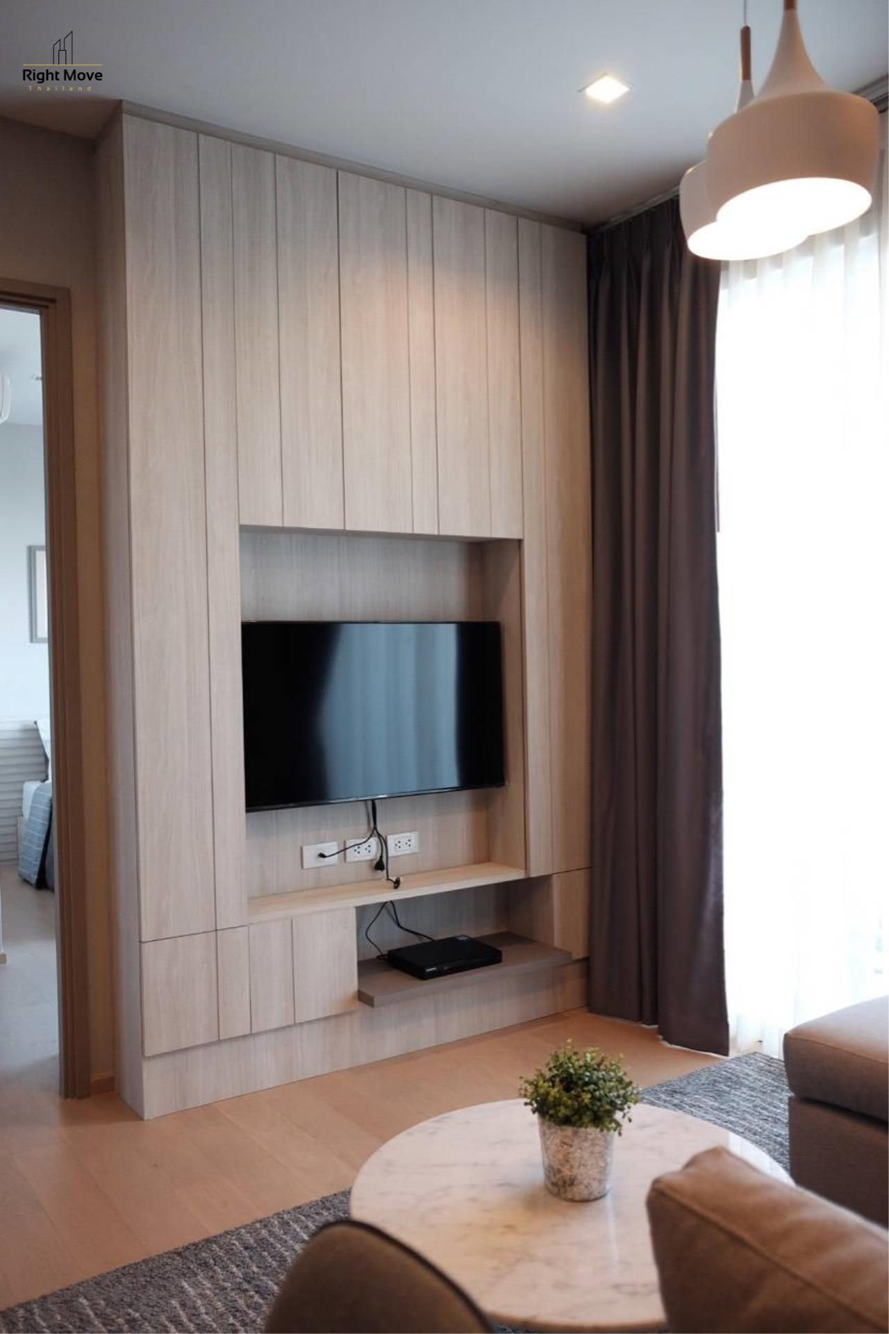 Right Move Thailand Agency's CA6138 HQ Thonglor For Rent 45,000 THB 2 Bedroom 43.5 Sqm 3