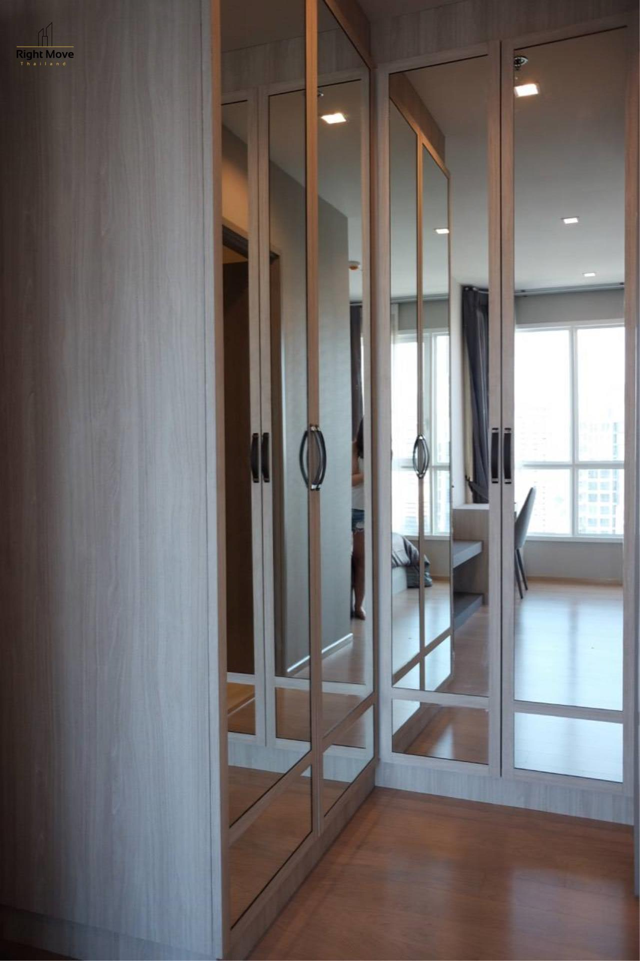 Right Move Thailand Agency's CA6138 HQ Thonglor For Rent 45,000 THB 2 Bedroom 43.5 Sqm 12