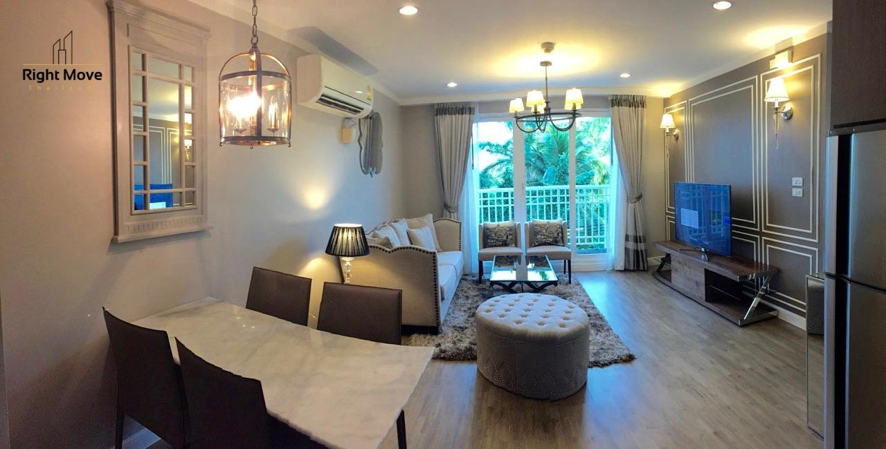 Right Move Thailand Agency's CA6234 Baan Siri Sathorn For Rent 42,000 THB 2 Bedrooms 2 bathrooms 75 Sqm 8