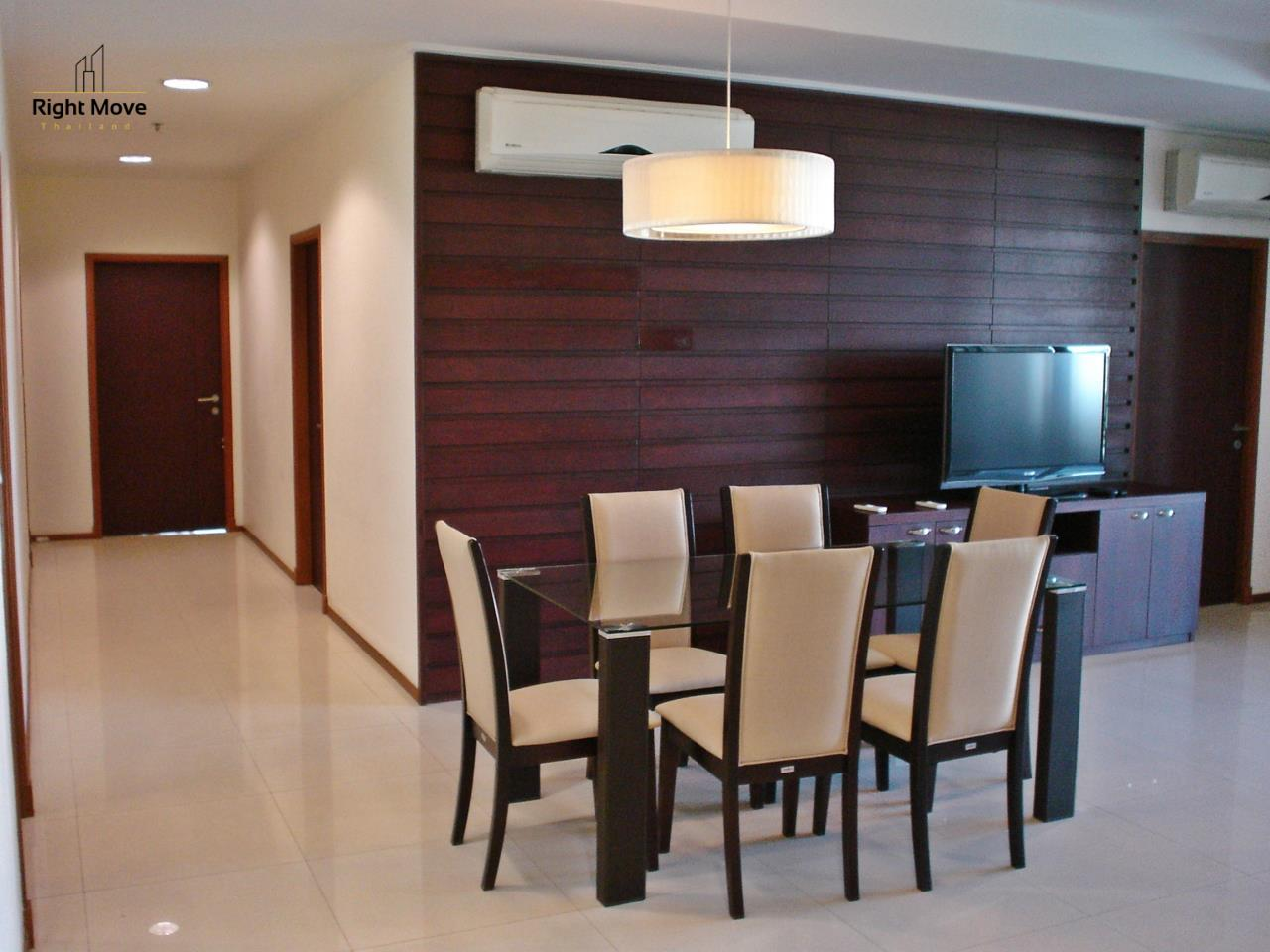Right Move Thailand Agency's CA6349 Piyathip Place for rent - 95,000THB - 3 Bedrooms - 260 sqm. 1