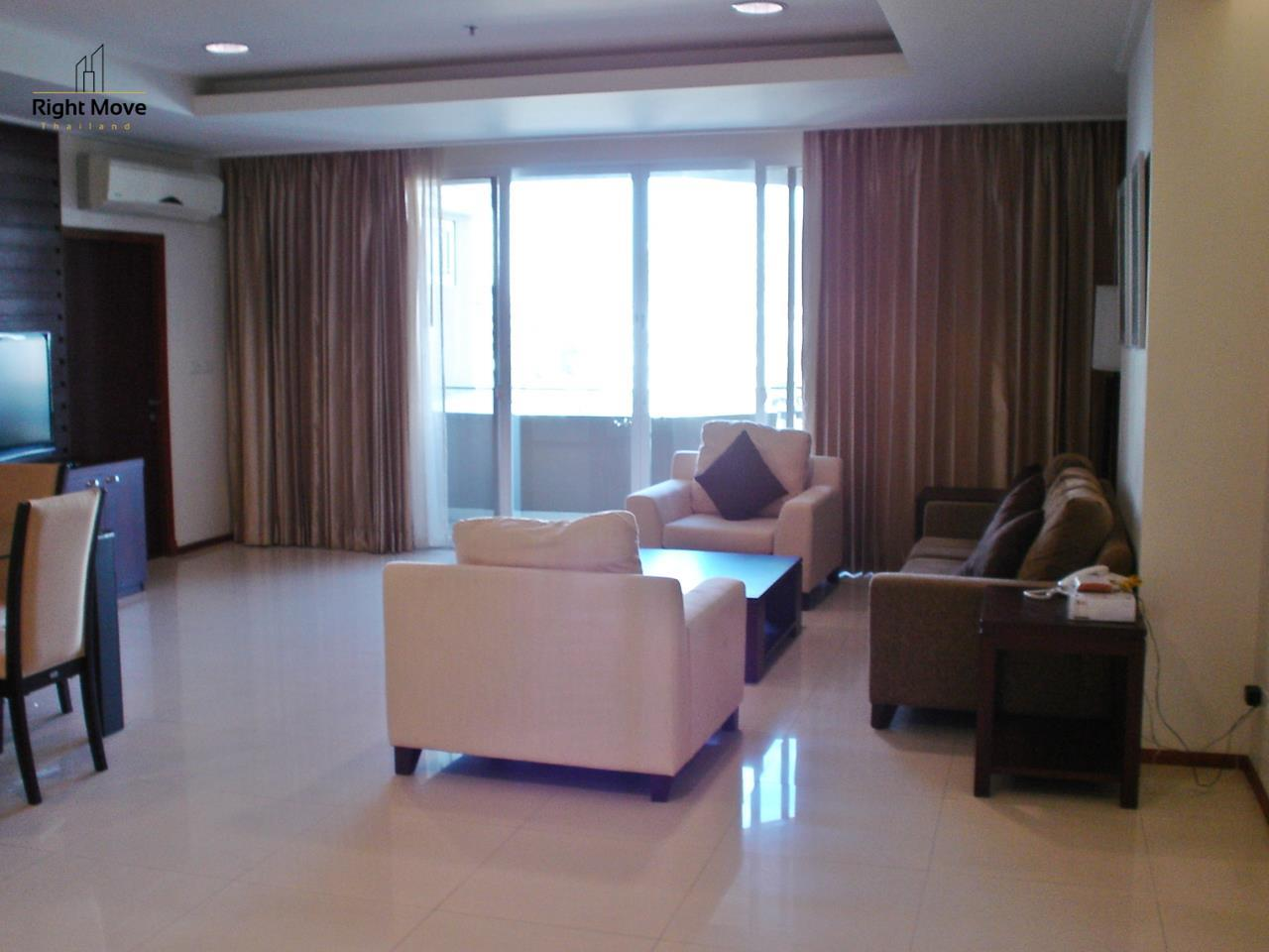 Right Move Thailand Agency's CA6349 Piyathip Place for rent - 95,000THB - 3 Bedrooms - 260 sqm. 2