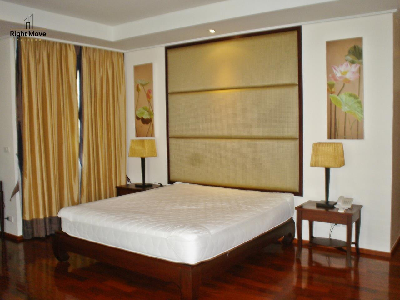 Right Move Thailand Agency's CA6349 Piyathip Place for rent - 95,000THB - 3 Bedrooms - 260 sqm. 5