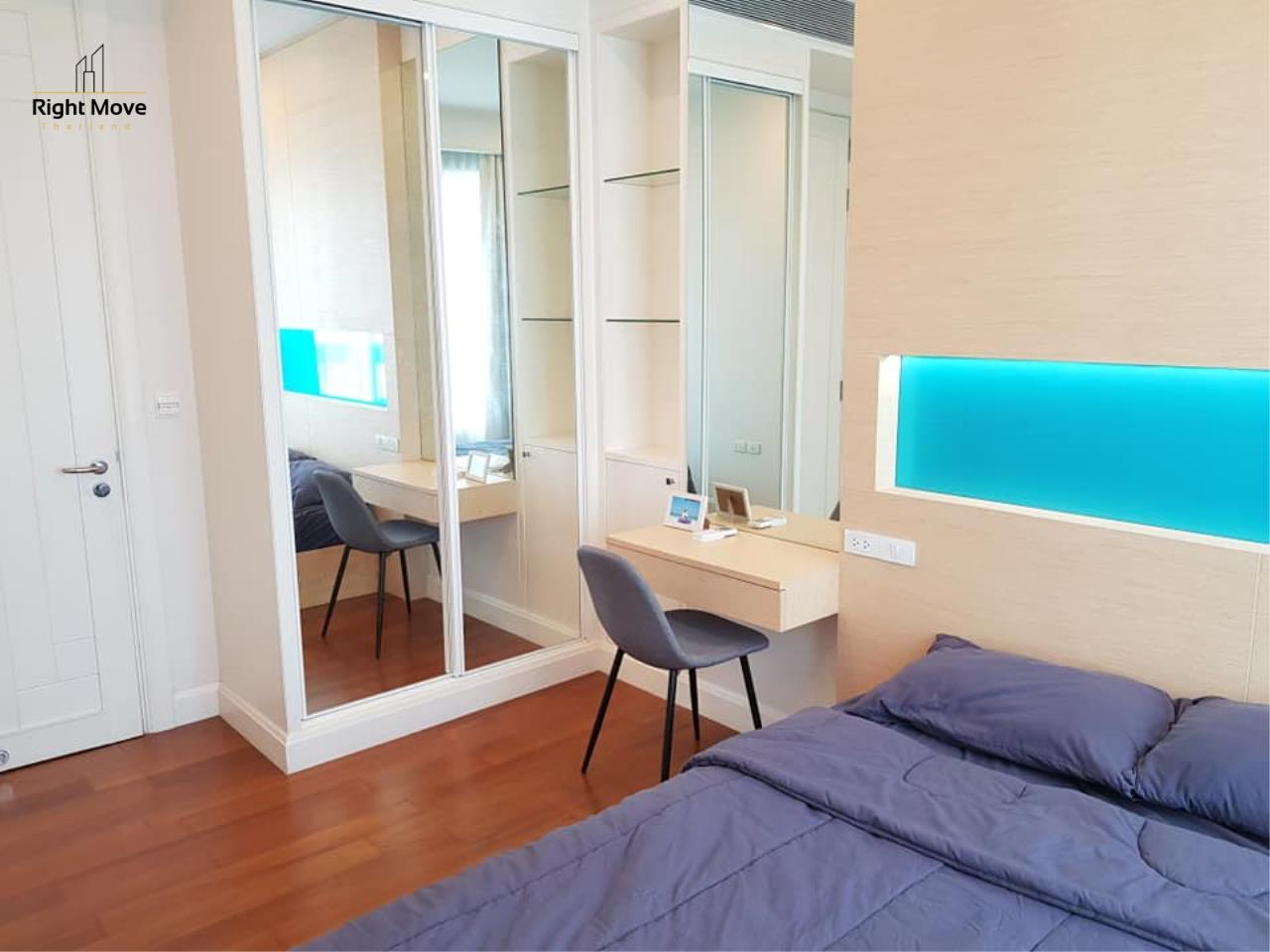 Right Move Thailand Agency's CA6462 Q Langsuan for rent - 2 bedrooms - 92 sqm. - High Floor 4