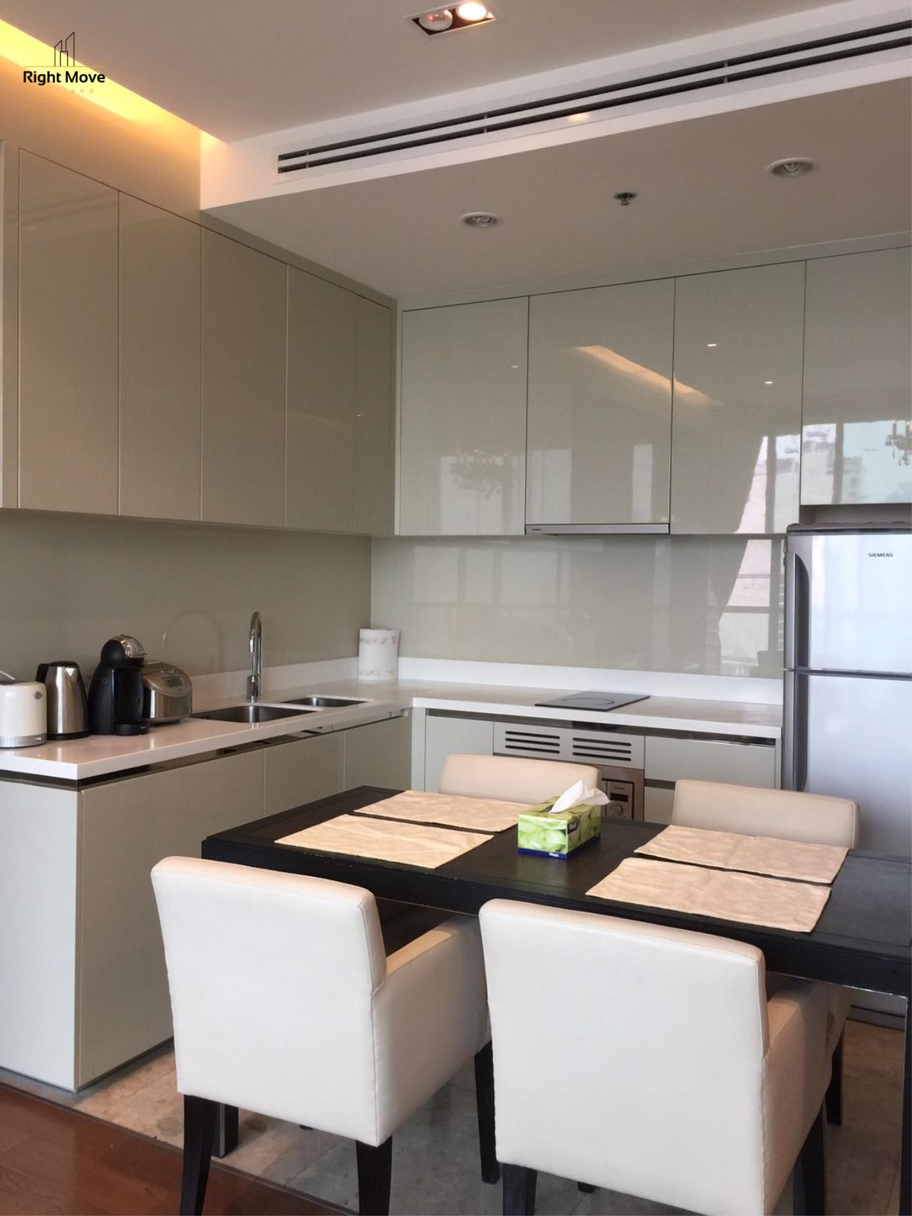 Right Move Thailand Agency's CA6532 The Address 28 For Rent 55,000 THB - 2 Bedrooms - 67 Sqm 2