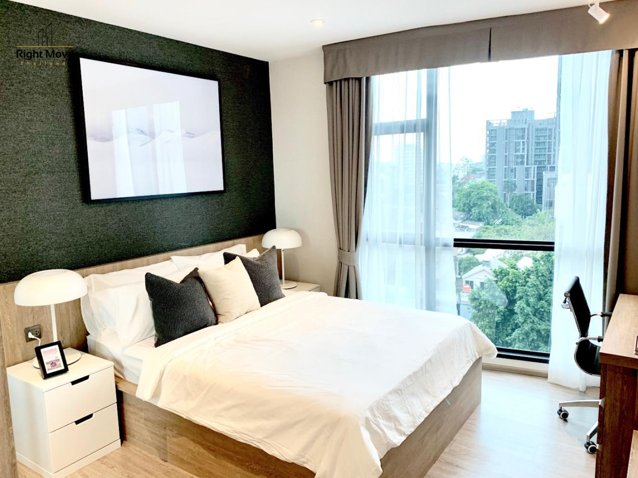 Right Move Thailand Agency's CA6603 Rhythm Ekkamai For Rent 70,000 THB 2 Bedrooms 70 Sqm 14