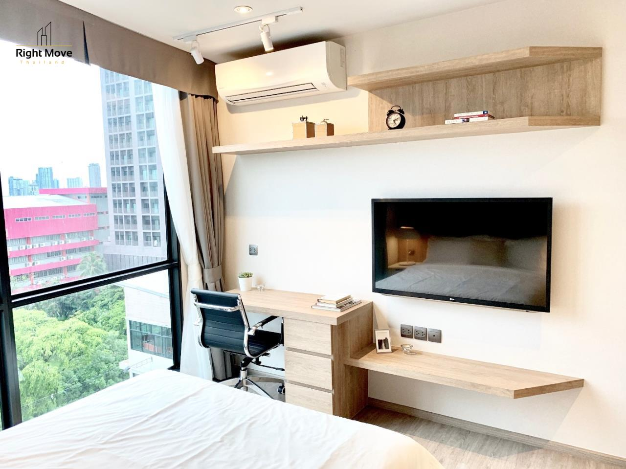 Right Move Thailand Agency's CA6603 Rhythm Ekkamai For Rent 70,000 THB 2 Bedrooms 70 Sqm 15