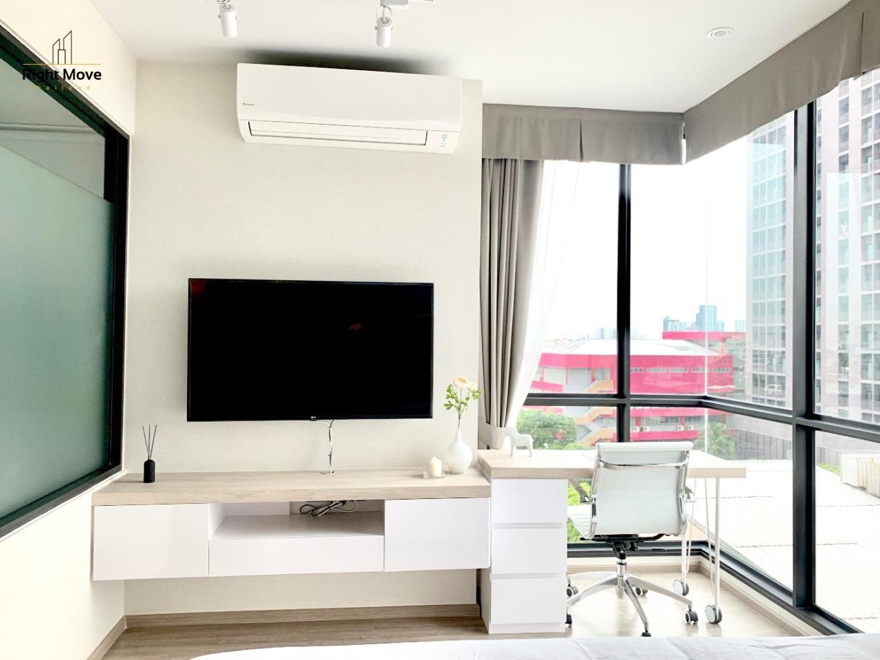 Right Move Thailand Agency's CA6603 Rhythm Ekkamai For Rent 70,000 THB 2 Bedrooms 70 Sqm 8
