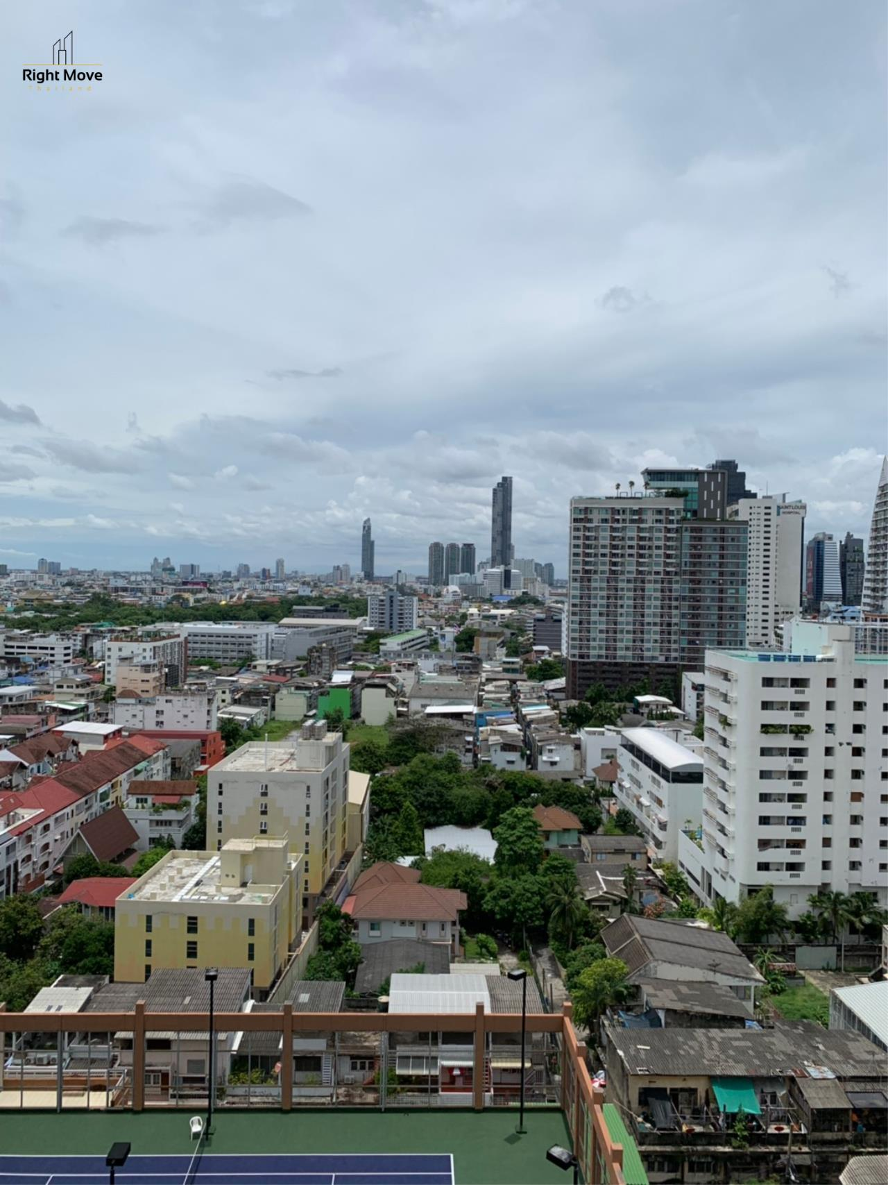 Right Move Thailand Agency's CA6617 Emprice Place For Rent 55,000 THB 2 Bedrooms 100 Sqm  23