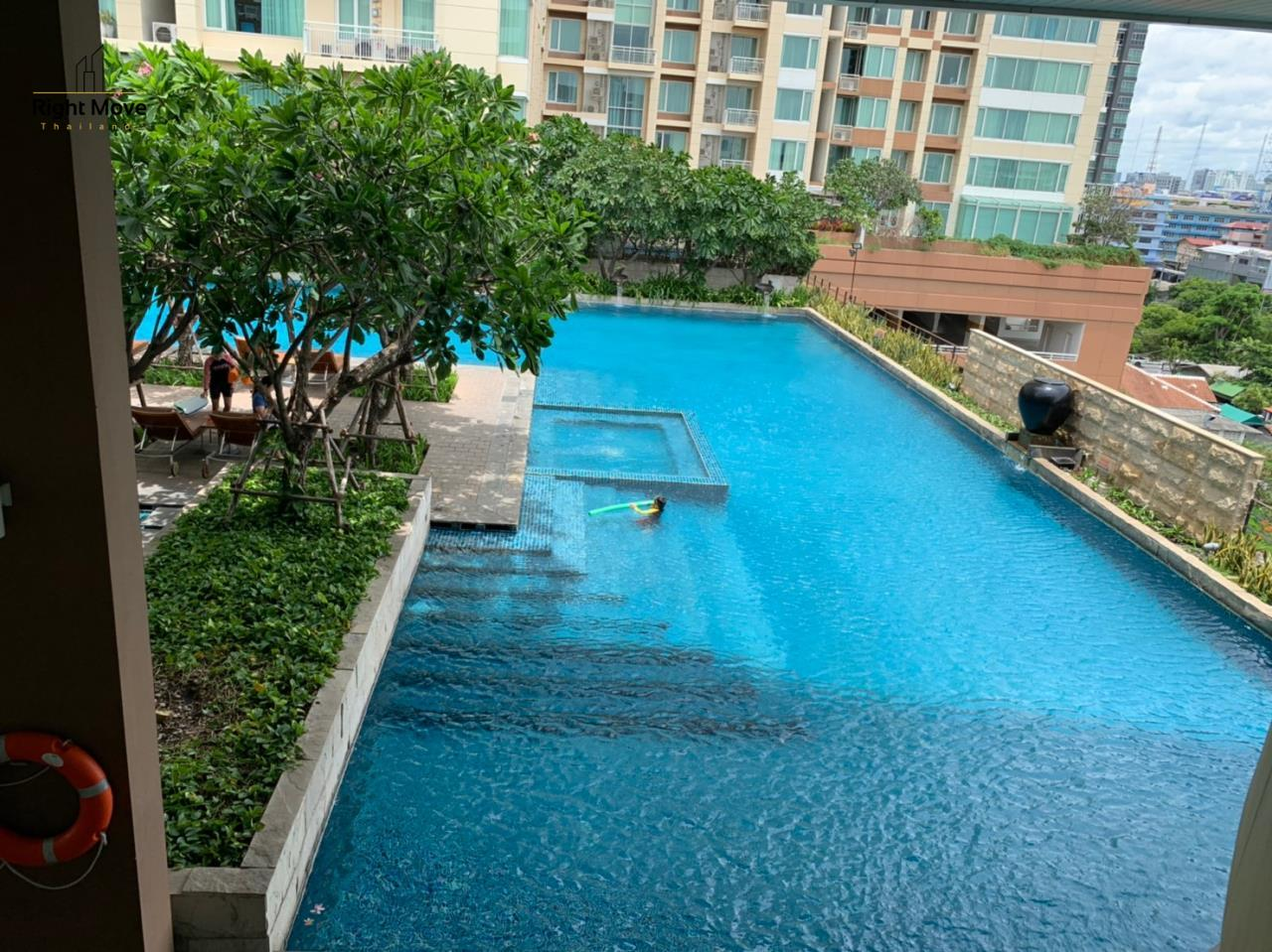Right Move Thailand Agency's CA6617 Emprice Place For Rent 55,000 THB 2 Bedrooms 100 Sqm  32