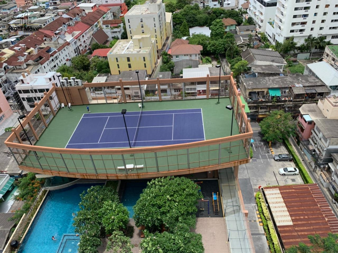 Right Move Thailand Agency's CA6617 Emprice Place For Rent 55,000 THB 2 Bedrooms 100 Sqm  19
