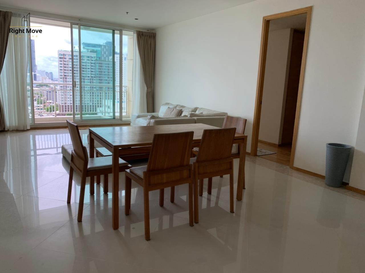 Right Move Thailand Agency's CA6617 Emprice Place For Rent 55,000 THB 2 Bedrooms 100 Sqm  2